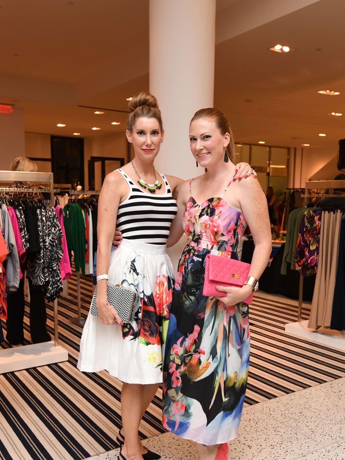 Women of Wardrobe, Aug. 2016, Tiffany Hawthorne, Tracy ladeveze