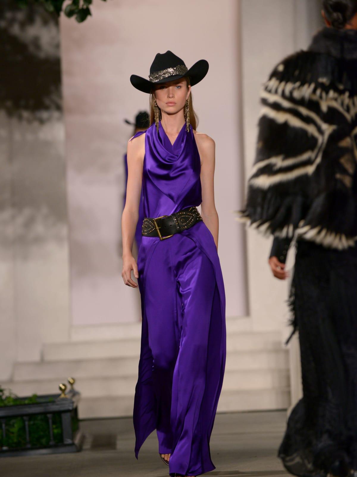 Ralph Lauren gown look 32