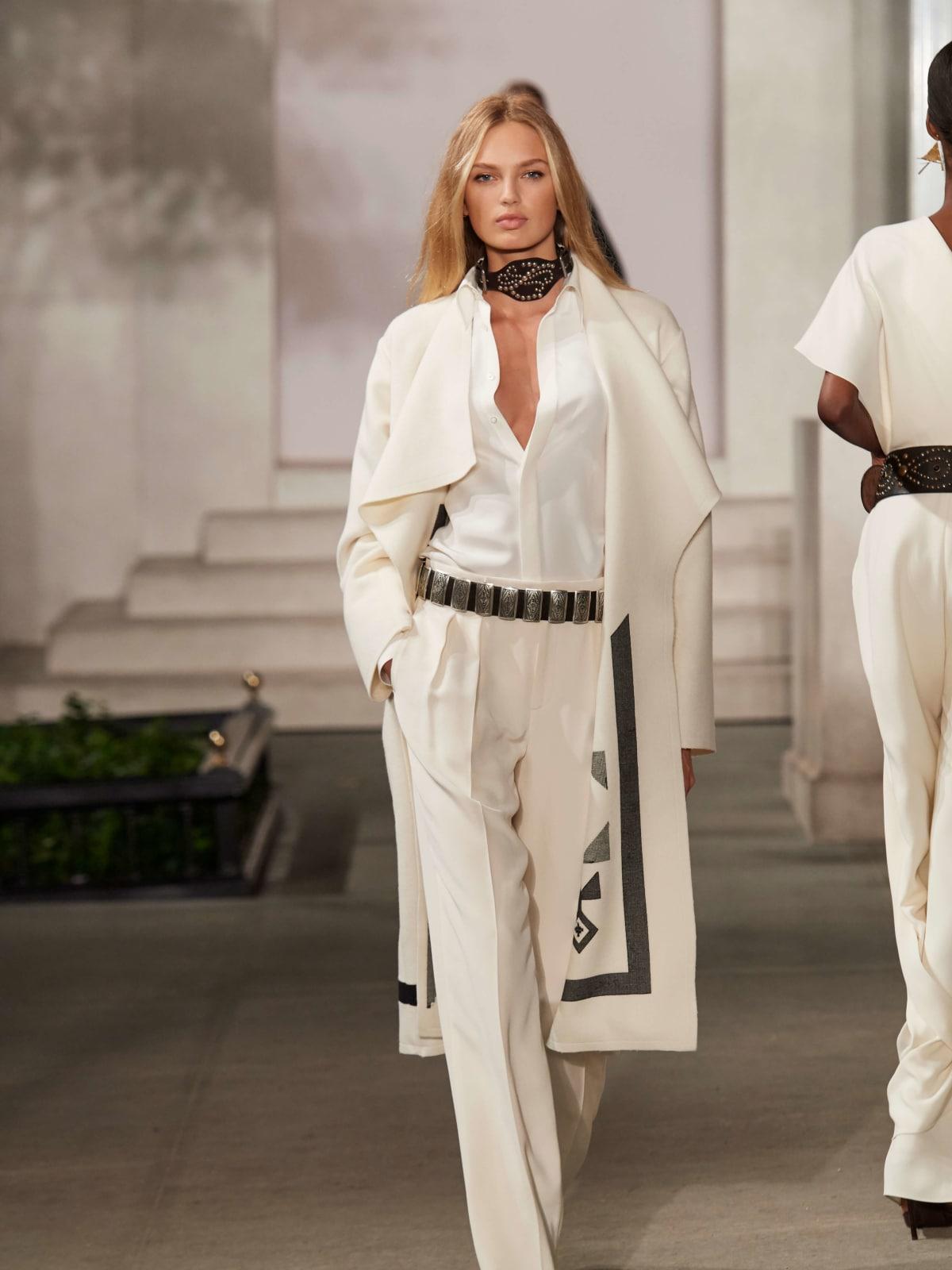 Ralph Lauren gown look 22