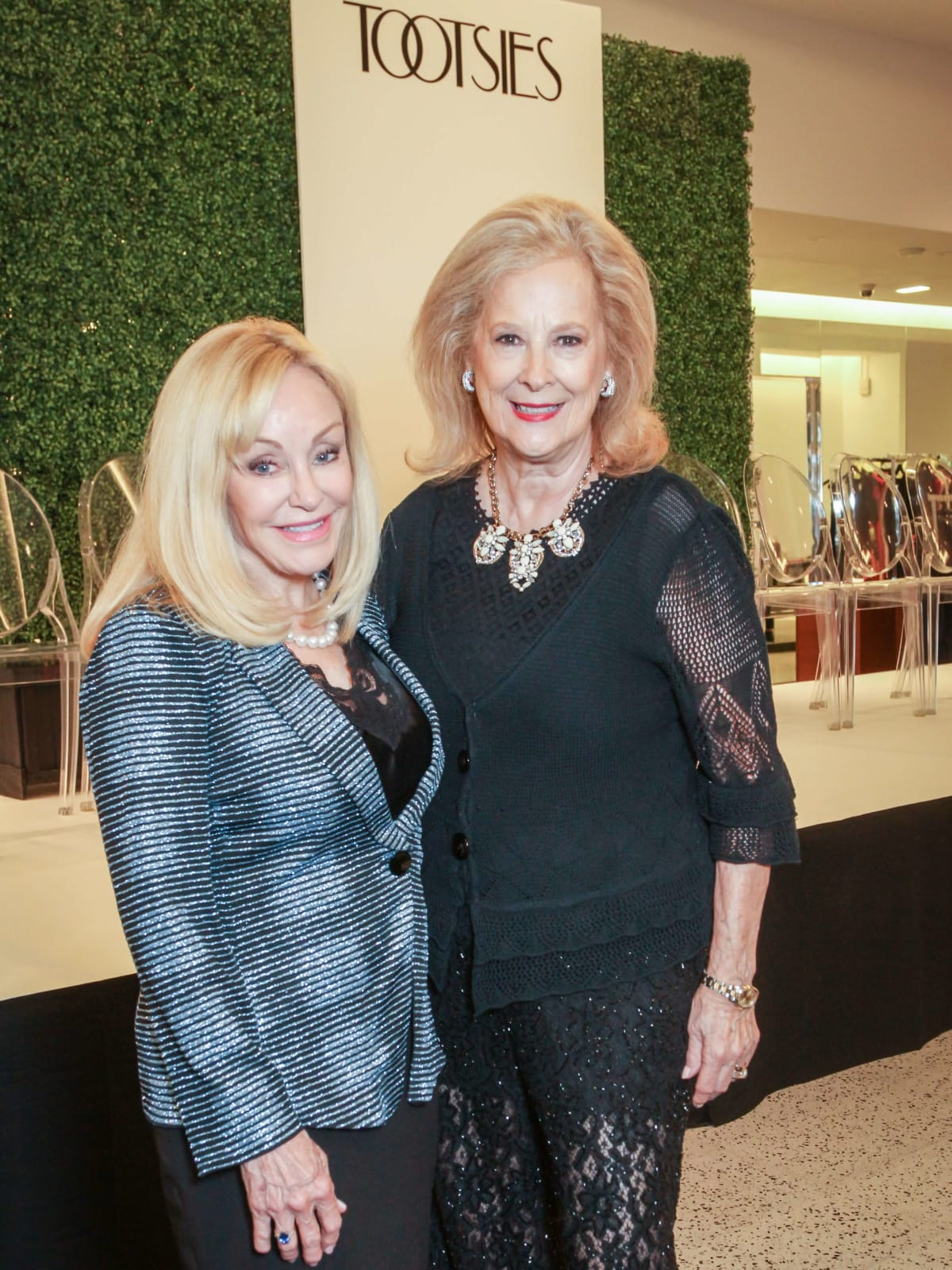 Women of Distinction, Sept. 2016 Judy McGee, Mary Ann Mckeithan