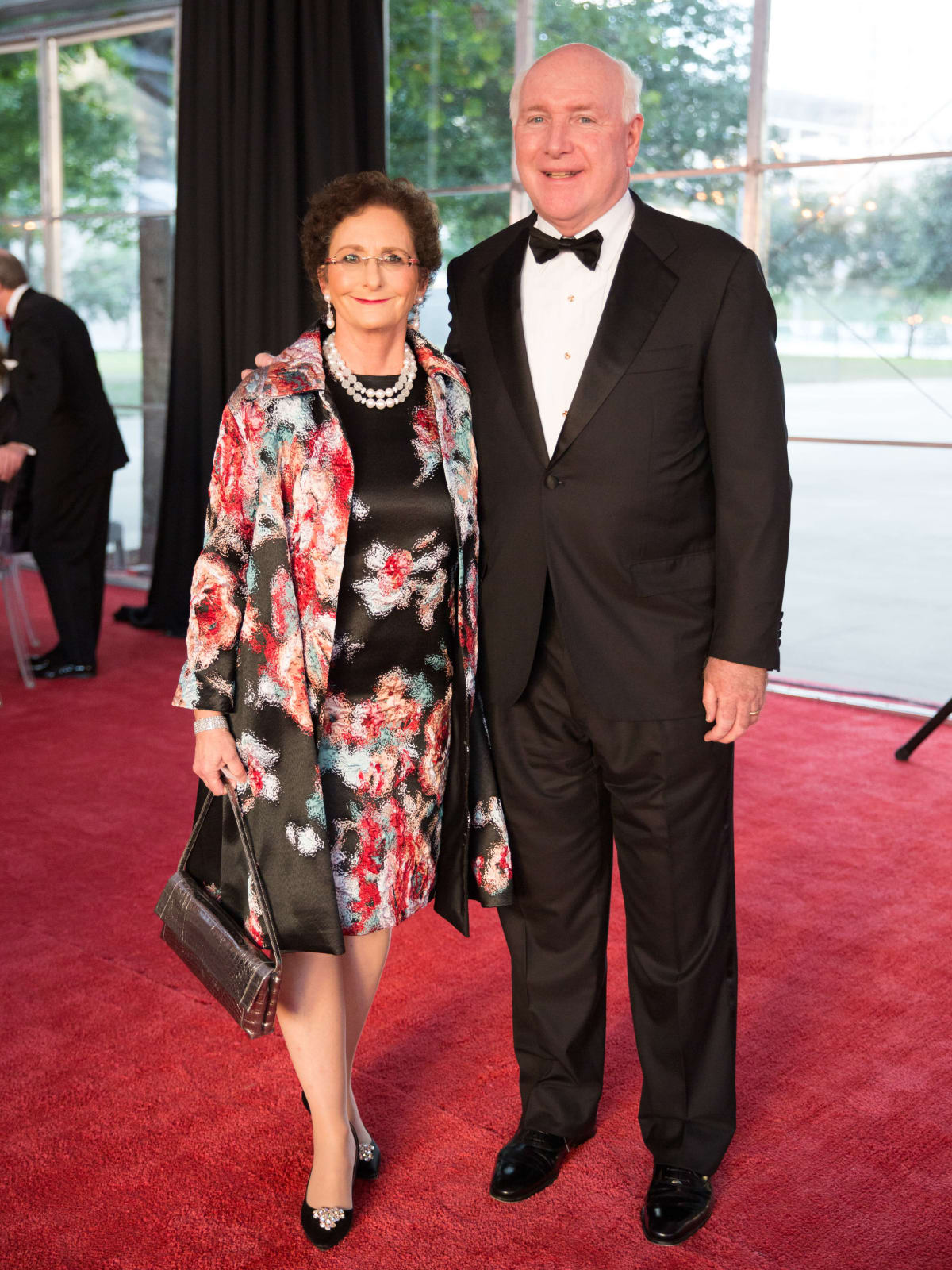 Nancy Nasher, David Haemisegger