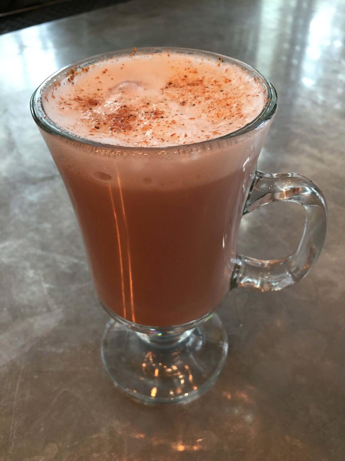 CookieChata cocktail at Cook Hall