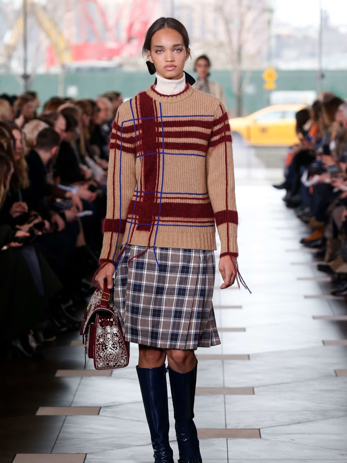 Tory Burch look 14 fall 2017
