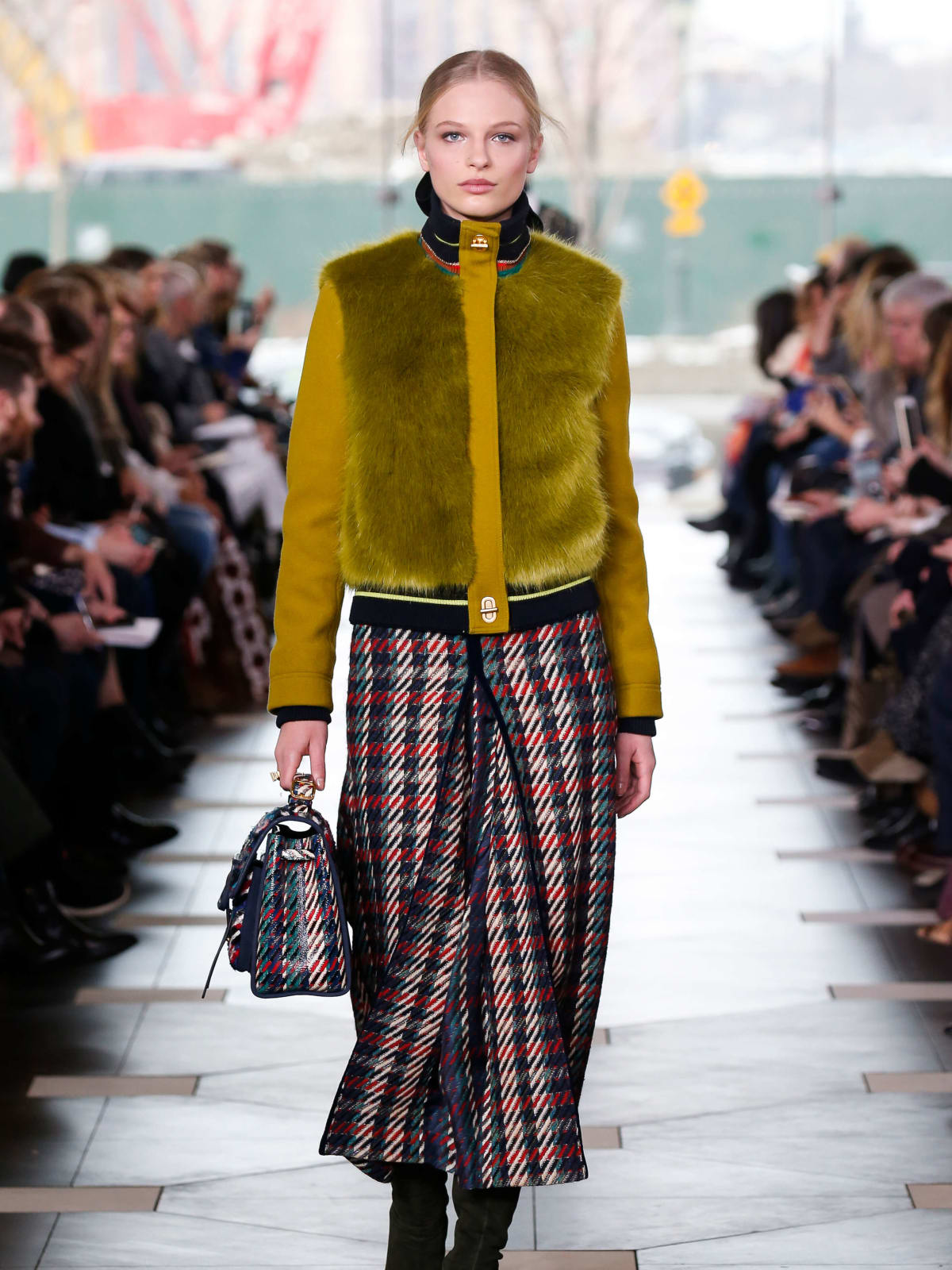 Tory Burch look 23 fall 2017