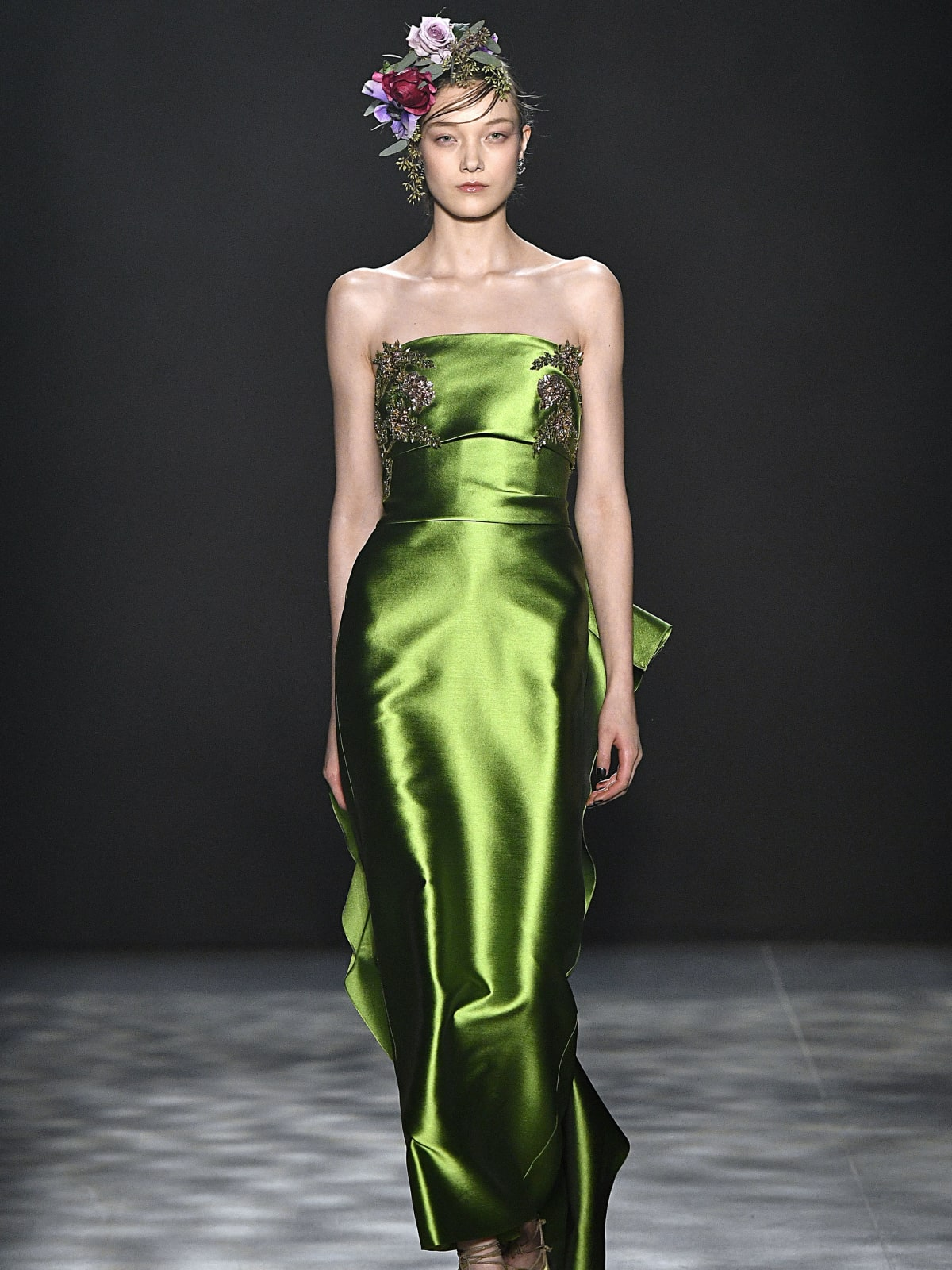 Marchesa fall 2017 collection look 6
