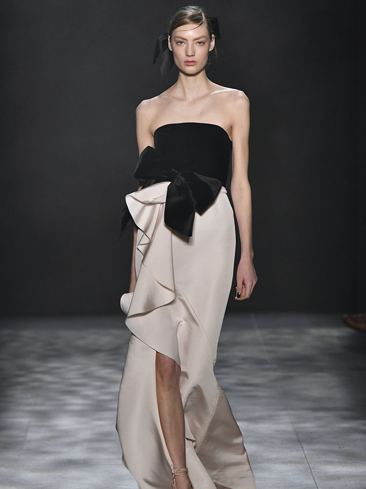 Marchesa fall 2017 collection look 24