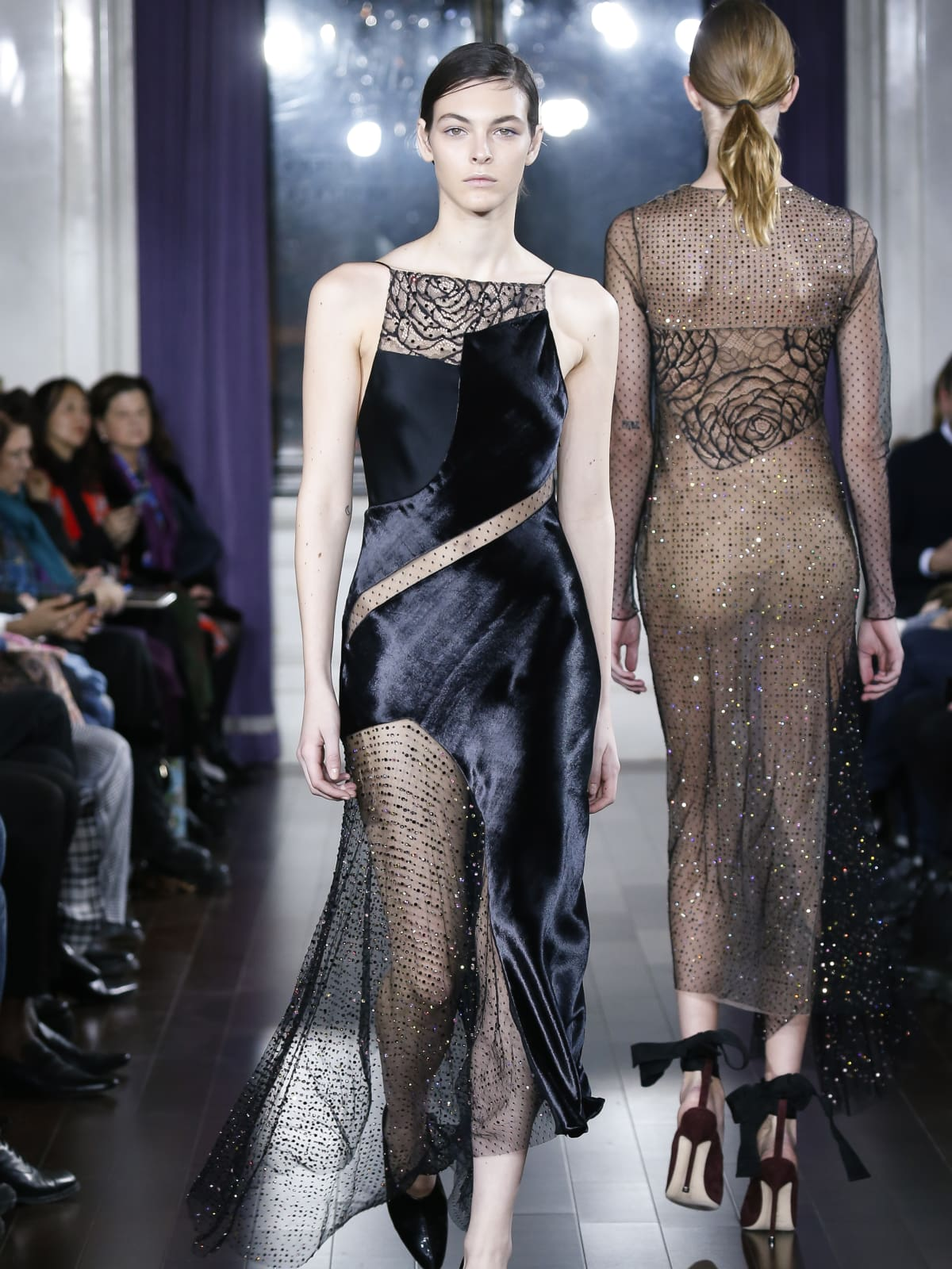 Jason Wu fall 2017 gown look 31