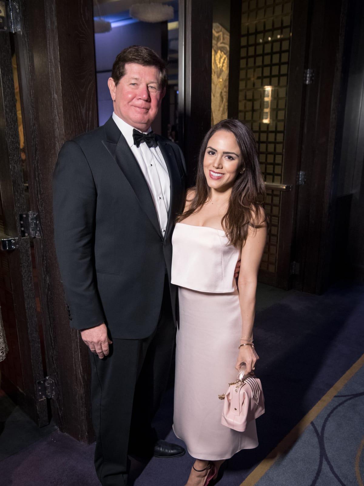 Geoff Telfer, Laura Chavez