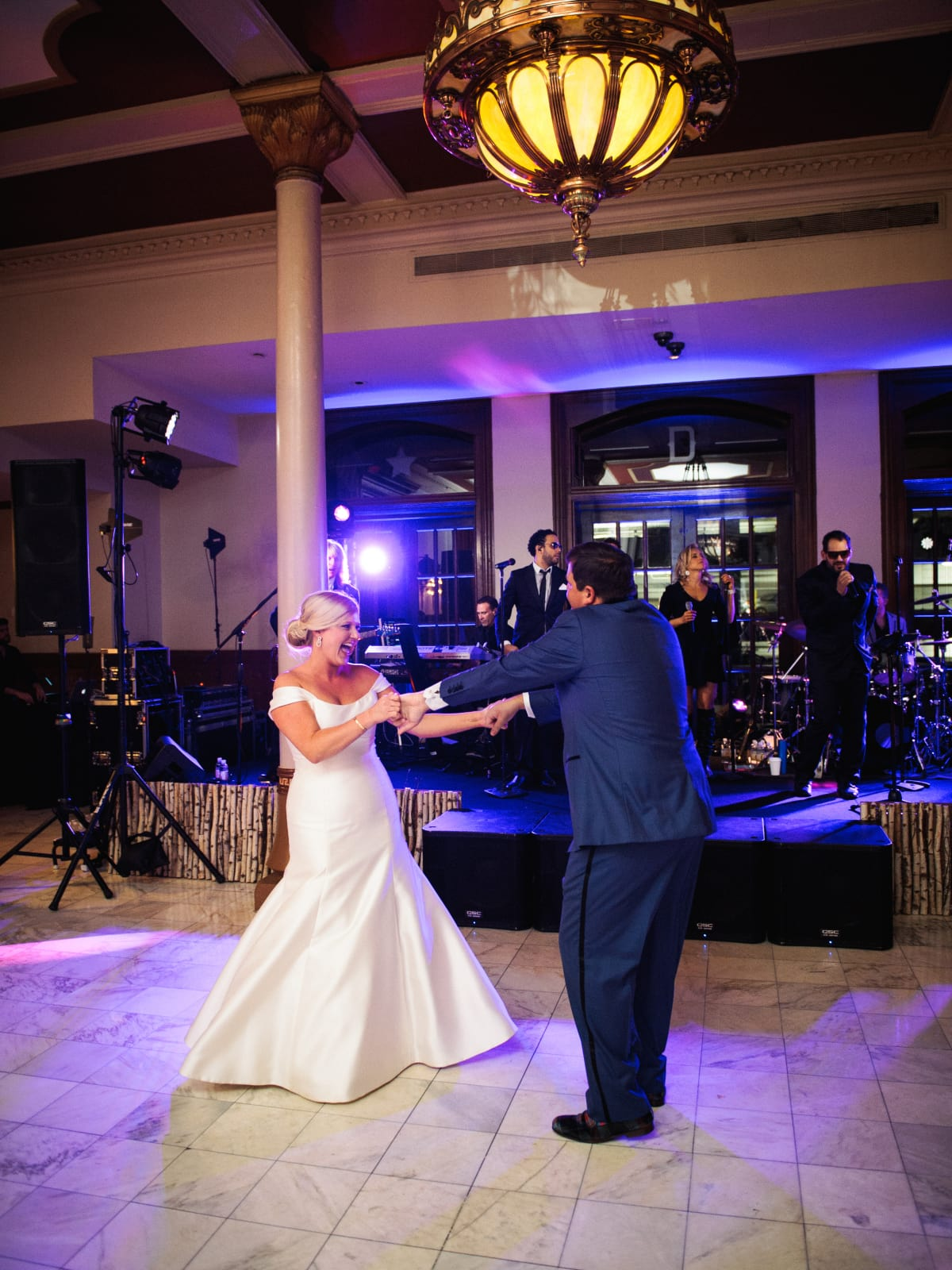 Austin wedding Fords