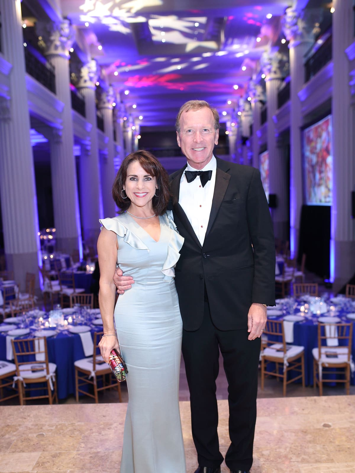 Maria Bush, Neil Bush at Denali Gala