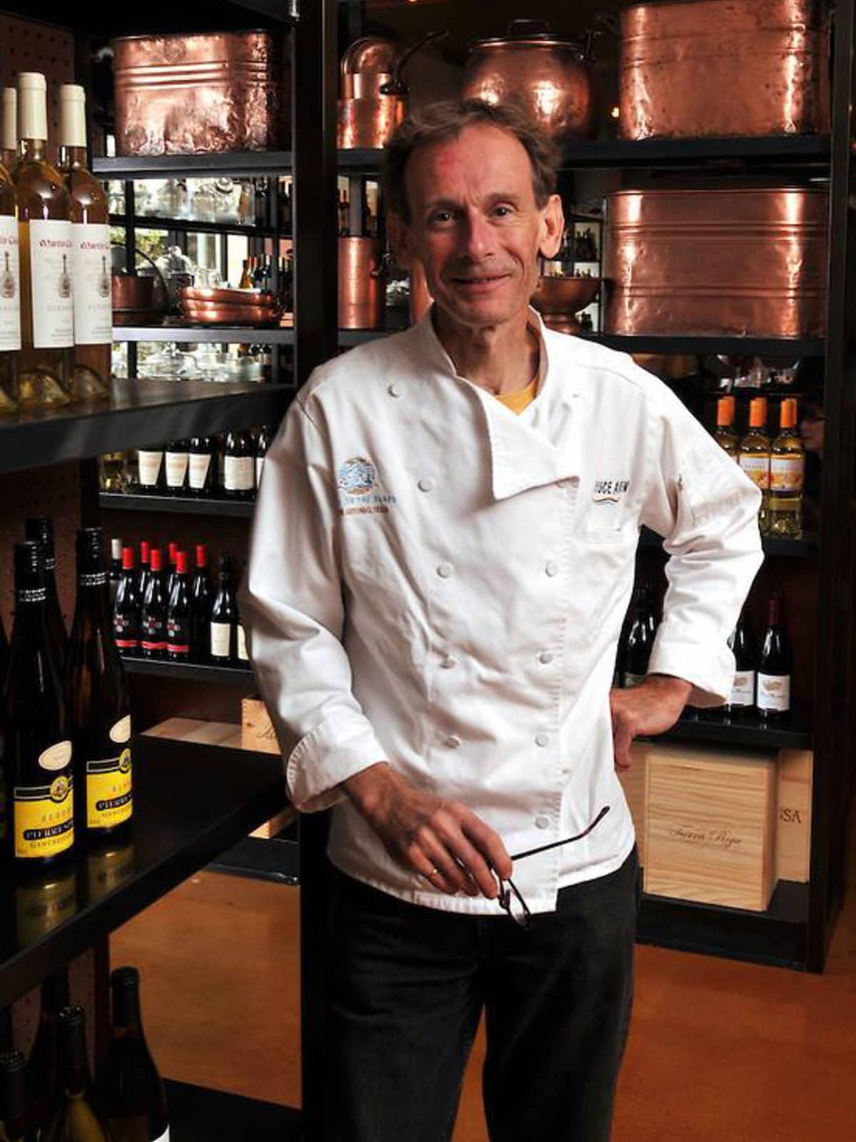 Chef Bruce Auden