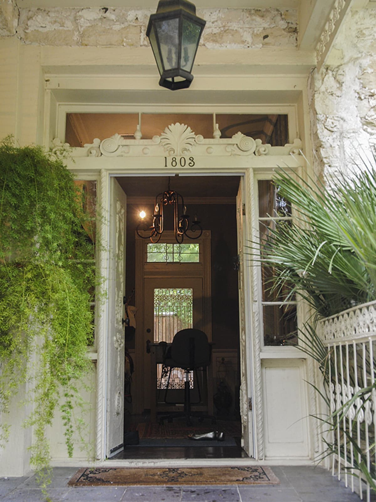 Preservation Austin Historic Homes Tour 2017 1803 Evergreen Avenue