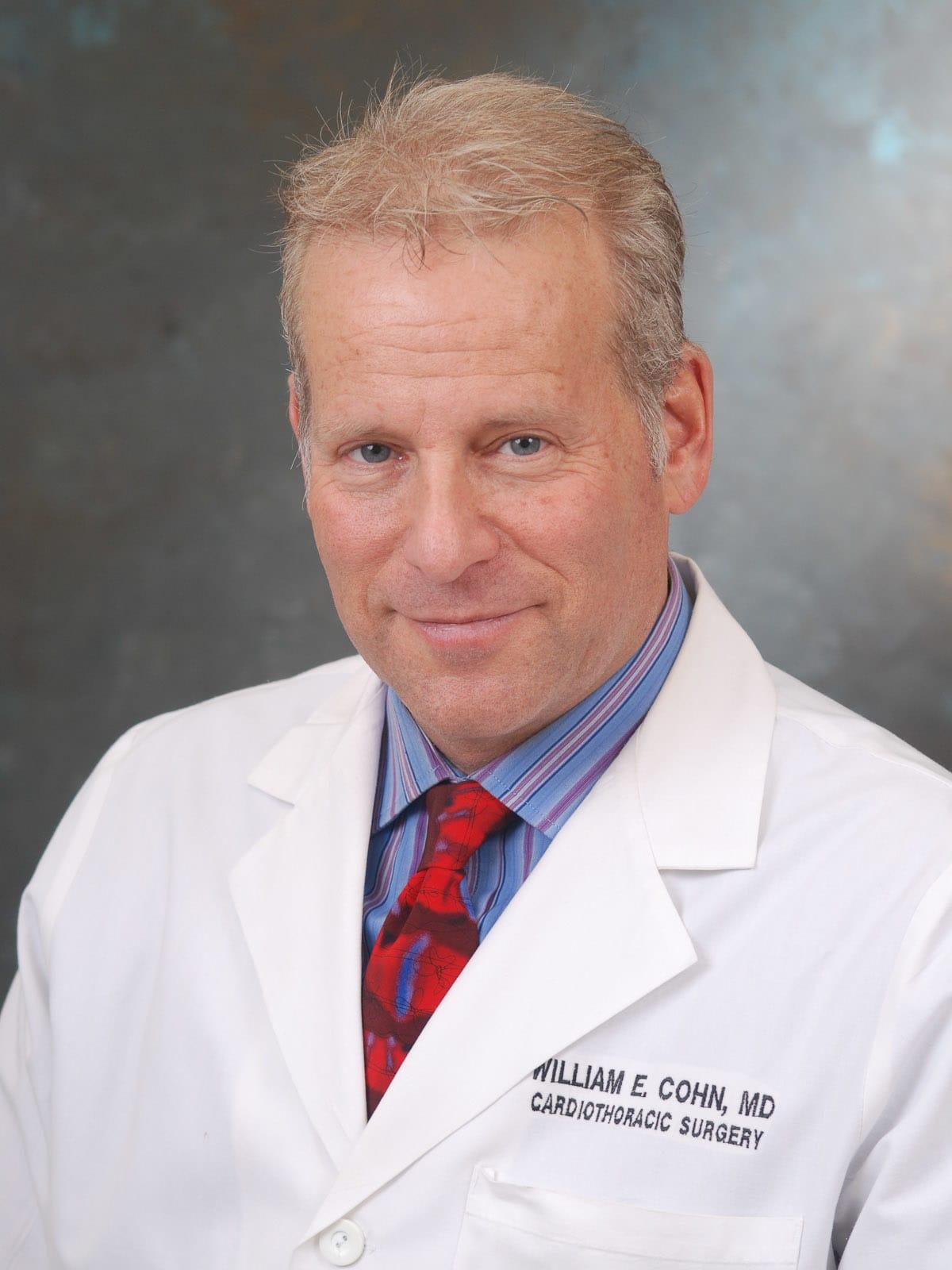 Dr. William Cohn