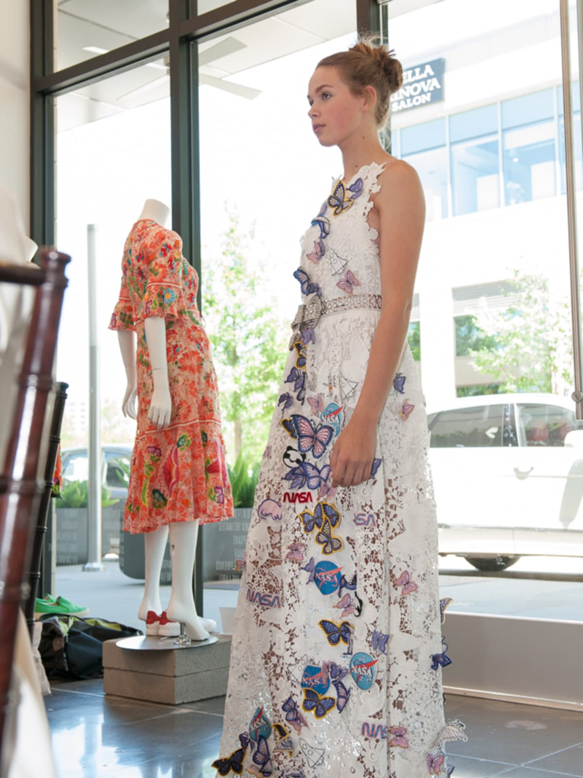 Vivianne Tam Houston collection
