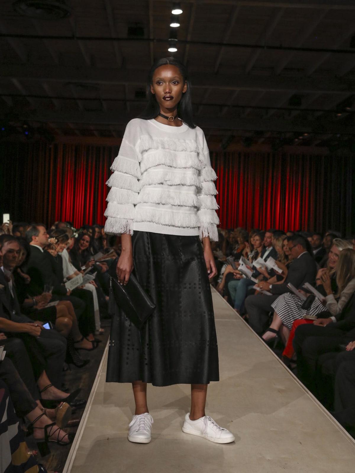 TRIBEZA Style Week Fashion Show 2016 at Brazos Hall Adelante