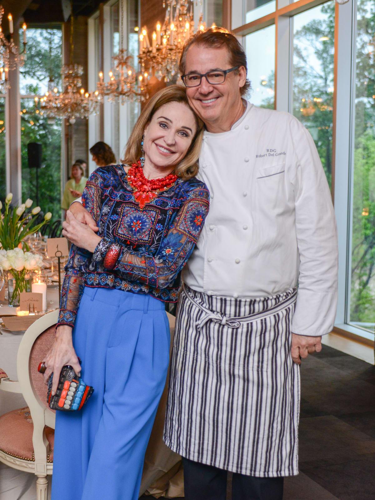Recipe for Success 10th anny dinner, 5/16  Becca Cason Thrash, Robert Del Grande