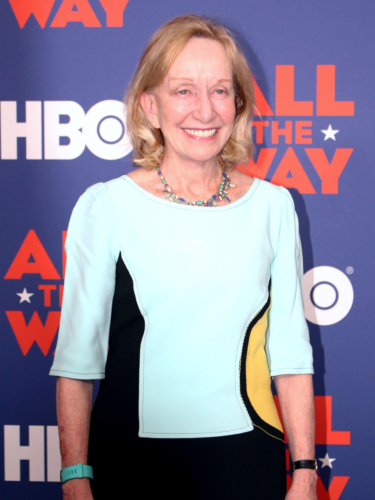 Austin premiere HBO film All the Way LBJ red carpet Doris Kearns Goodwin