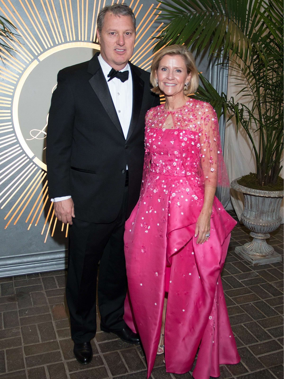 Rod Jones, Nancy Perot