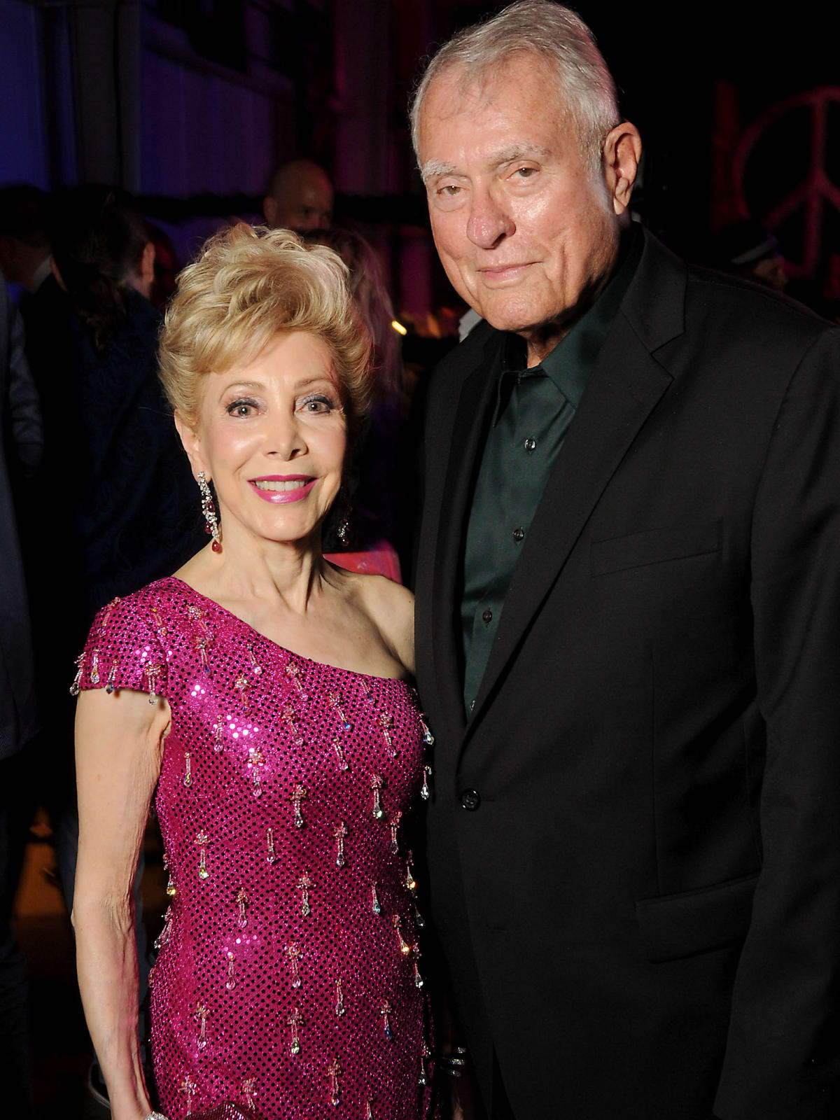 Alley Gala 4/2016, Margaret Alkek Williams, Jim Daniel