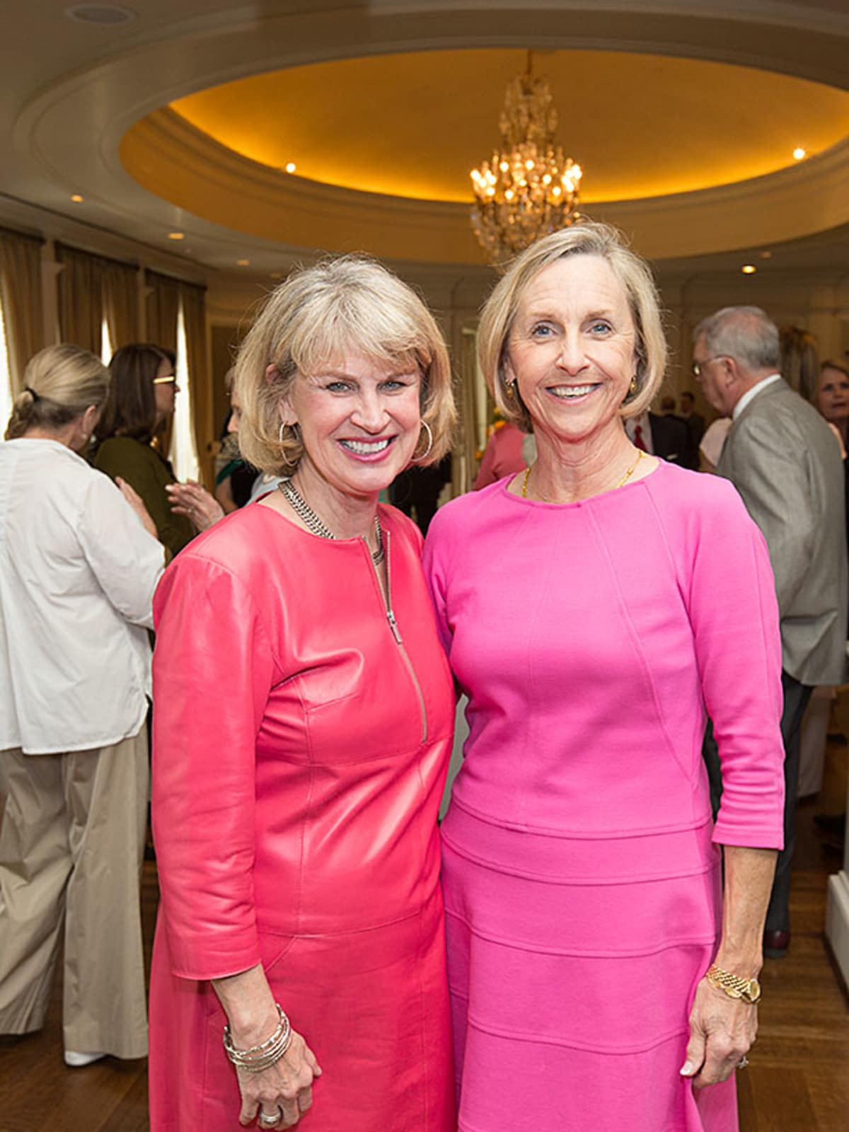 VEPS Luncheon, March 2016, Jane McCarroll and Susan Miclette