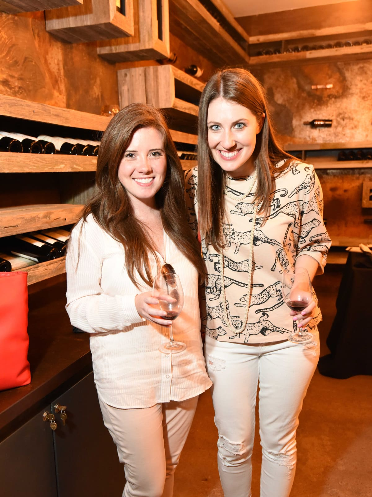 Black & White party, March 2016, Emily Haney, Brittany Boone