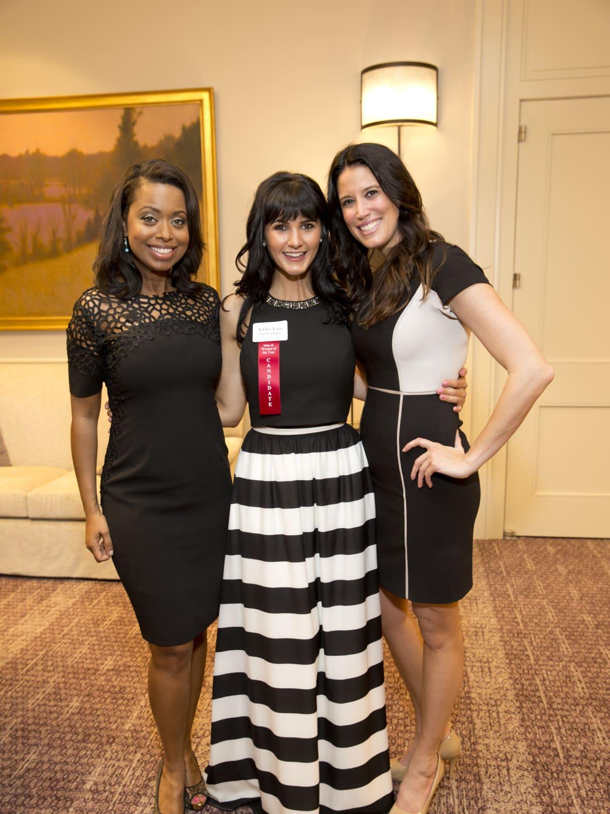 MWOY launch, March 2016,  Melinda Spaulding, Ashlee Lang, Stephanie Taylor