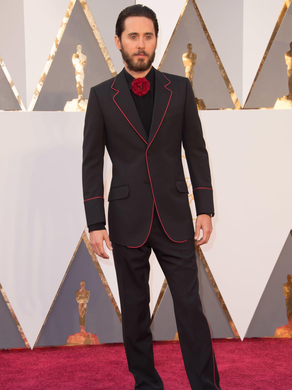 Jared Leto at Oscars