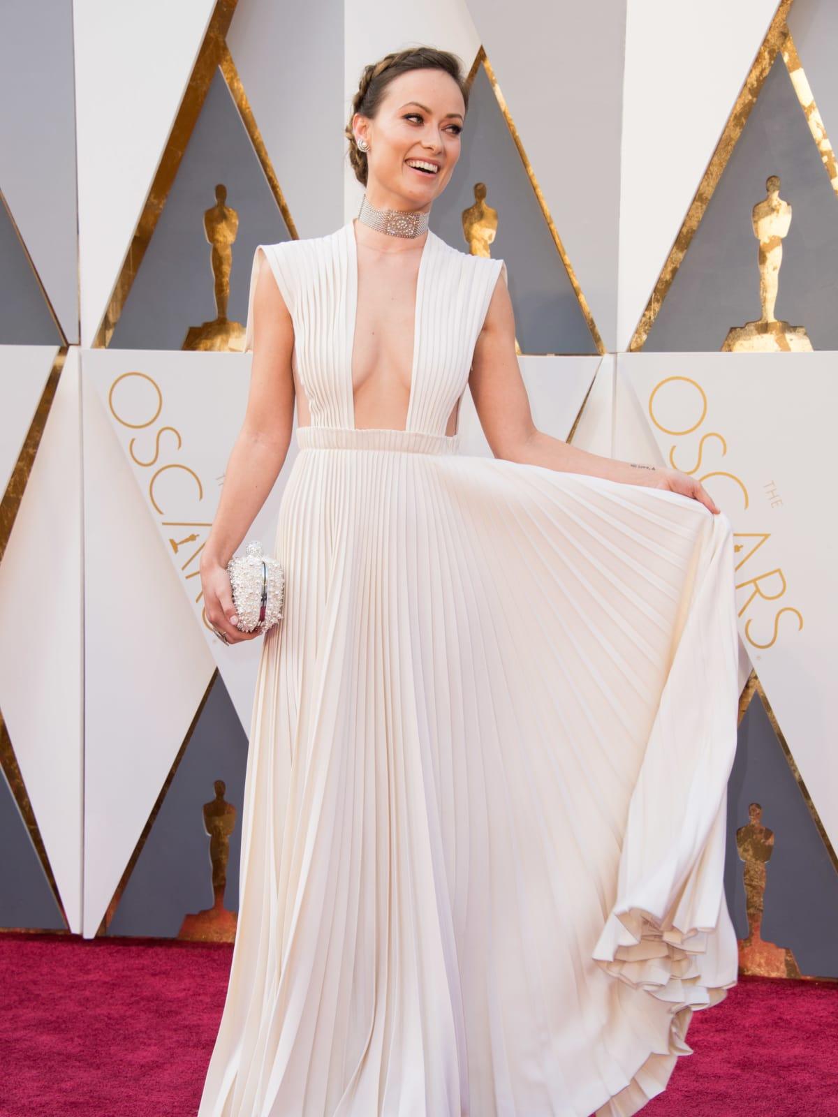 Olivia Wilde at Oscars
