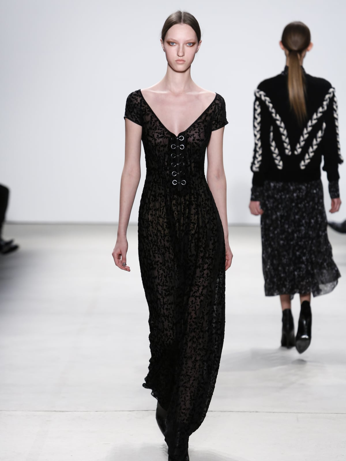Yigal Azrouel fall 2016 collection look 26