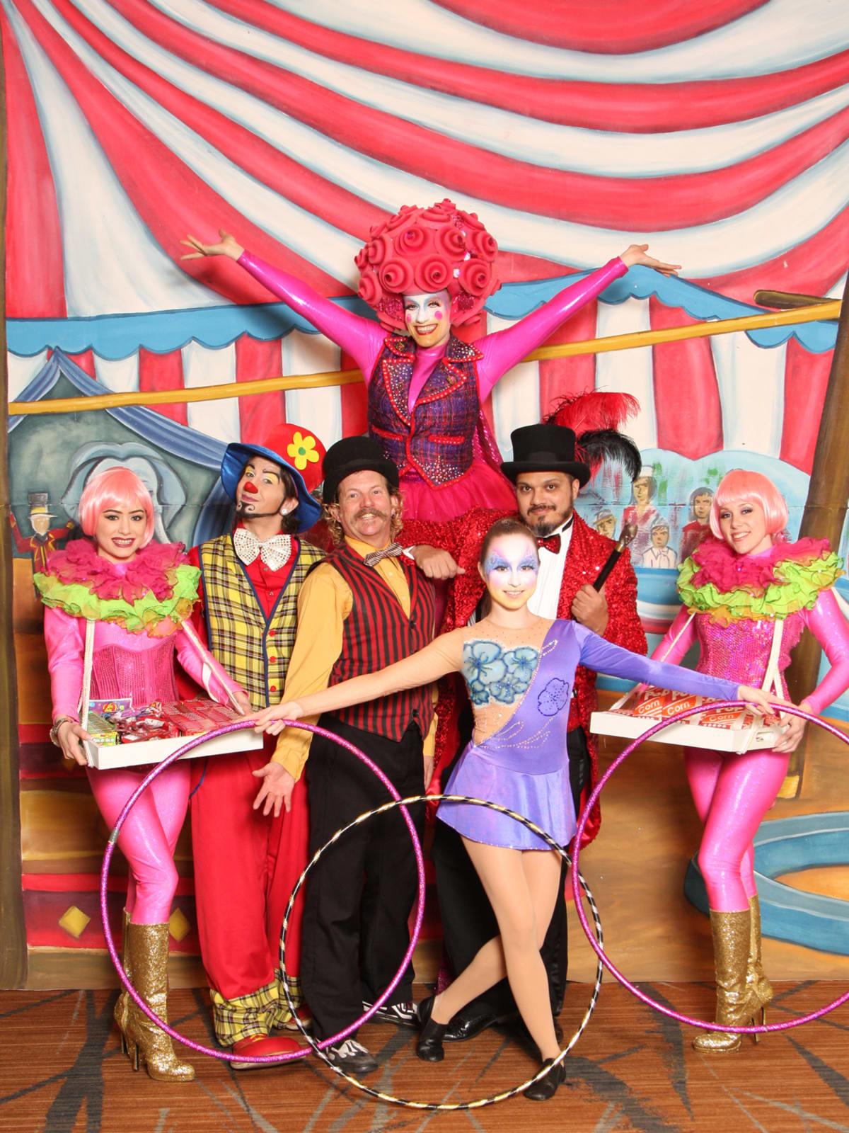 Seven Acres gala, Feb. 2016, J&D Entertainers