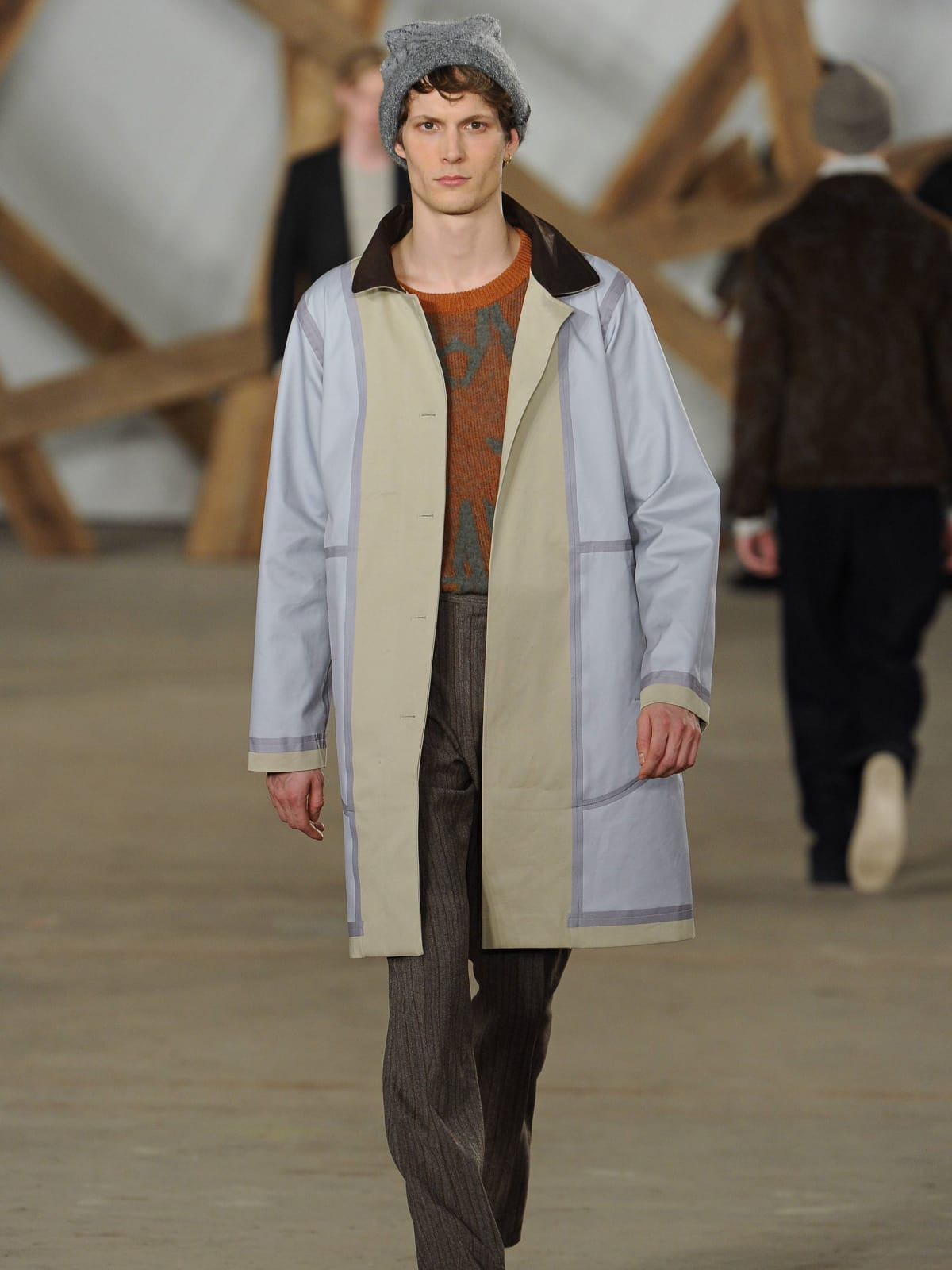 Billy Reid Look 13 fall 2016 collection