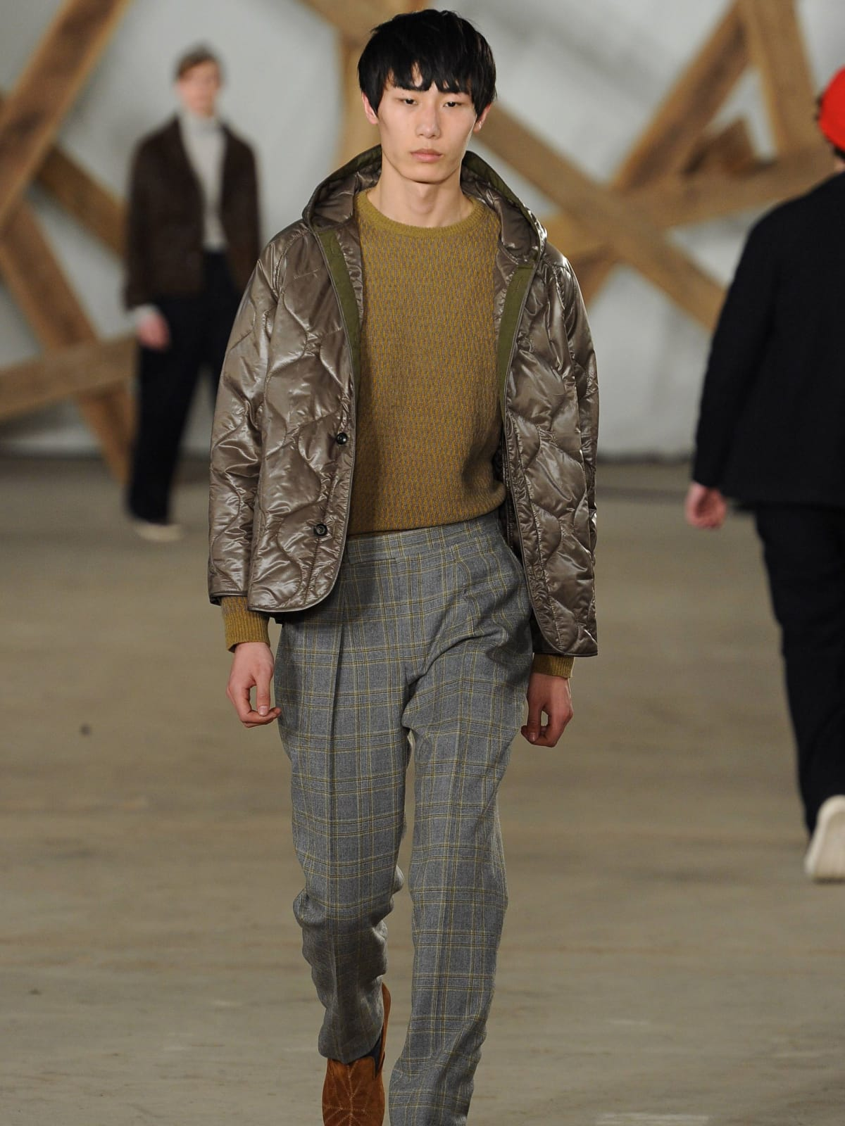 Billy Reid Look 11 fall 2016 collection