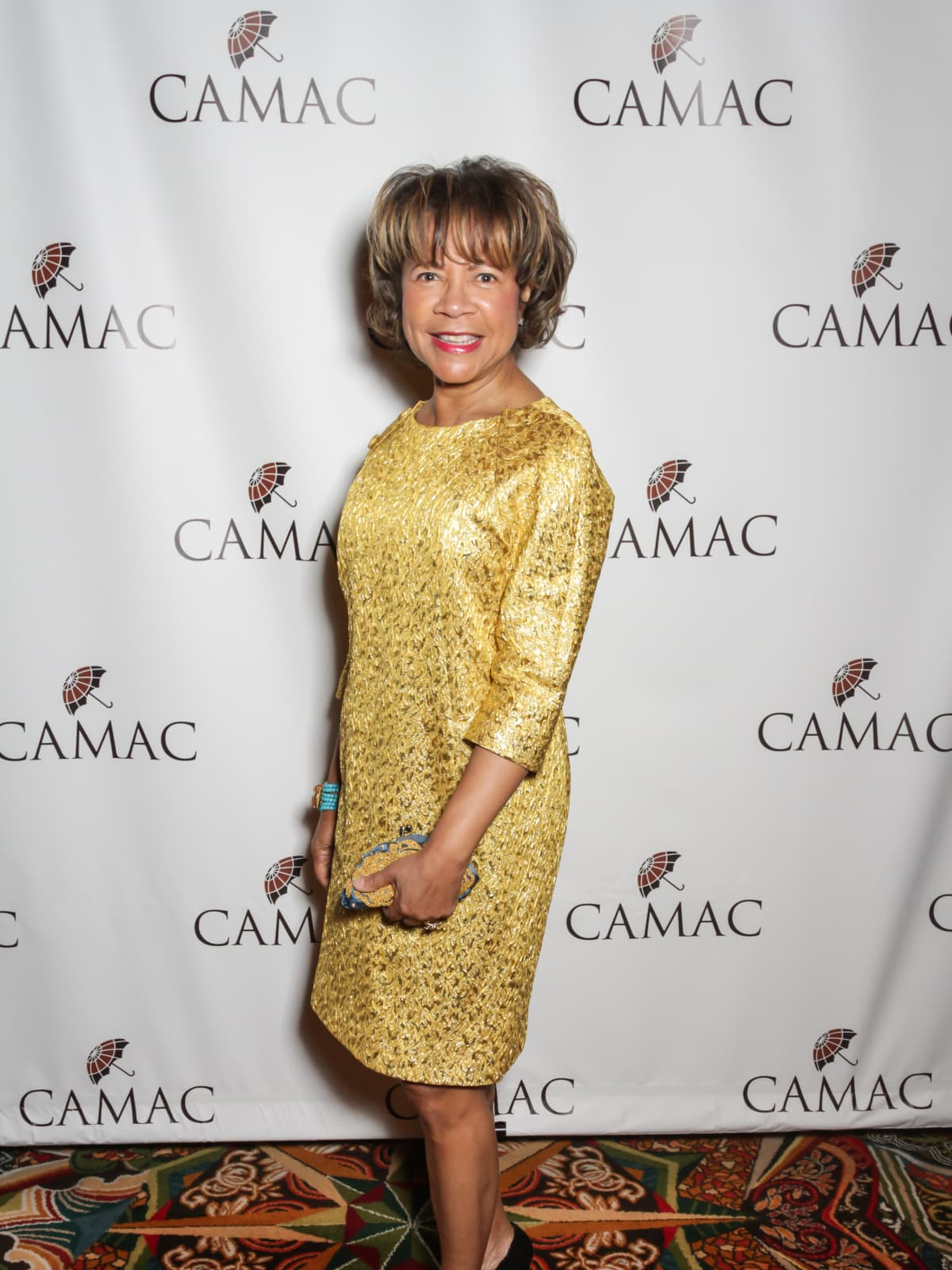 CAMAC 30th anny gala, Jan. 2016, Merele Yarborough