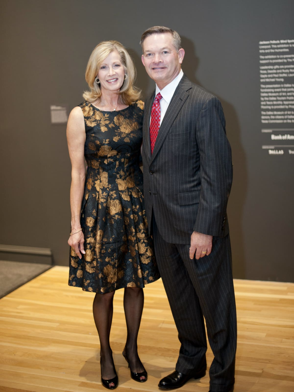 Kathy Holt, Richard Holt