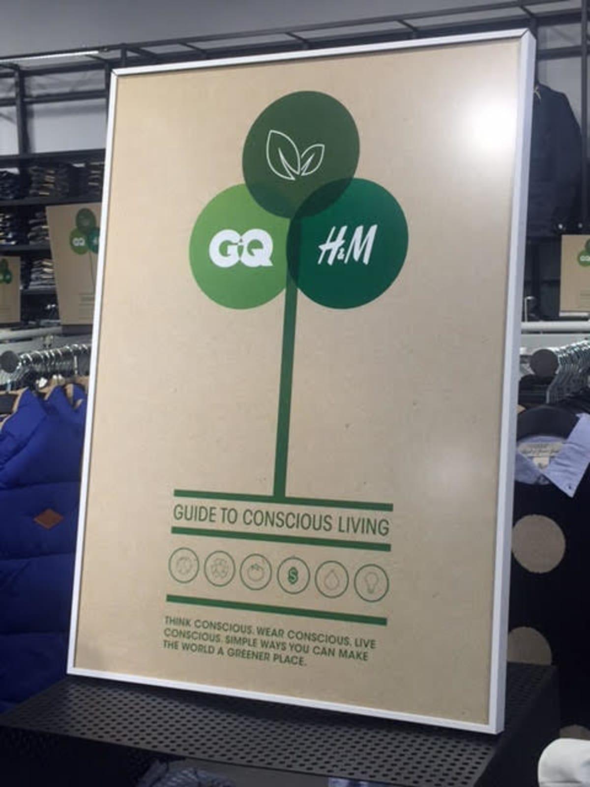 H&M Sustainability