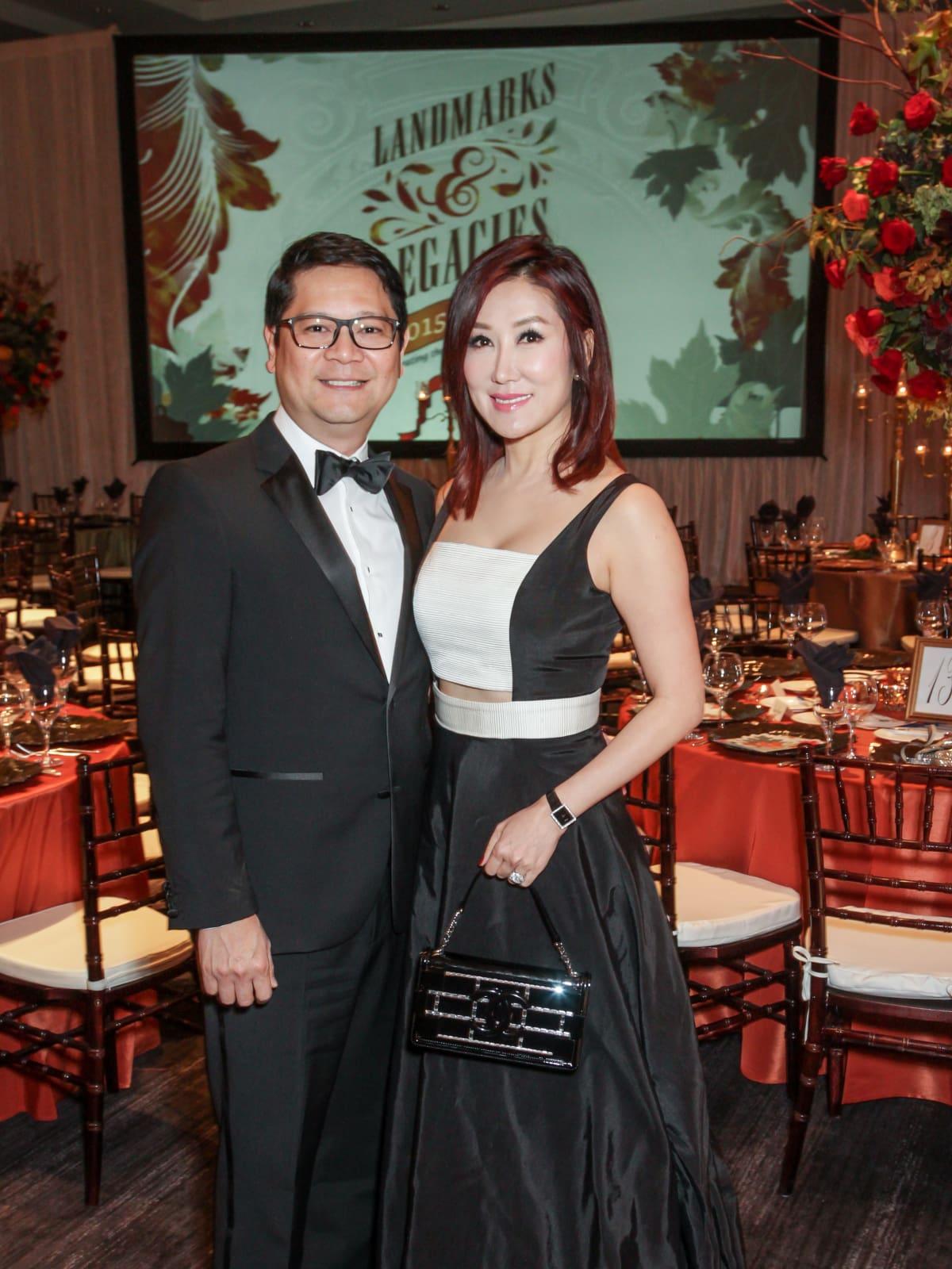 News, Shelby, Women's Home gala, Nov. 2015,  William Kao, Mandy Kao