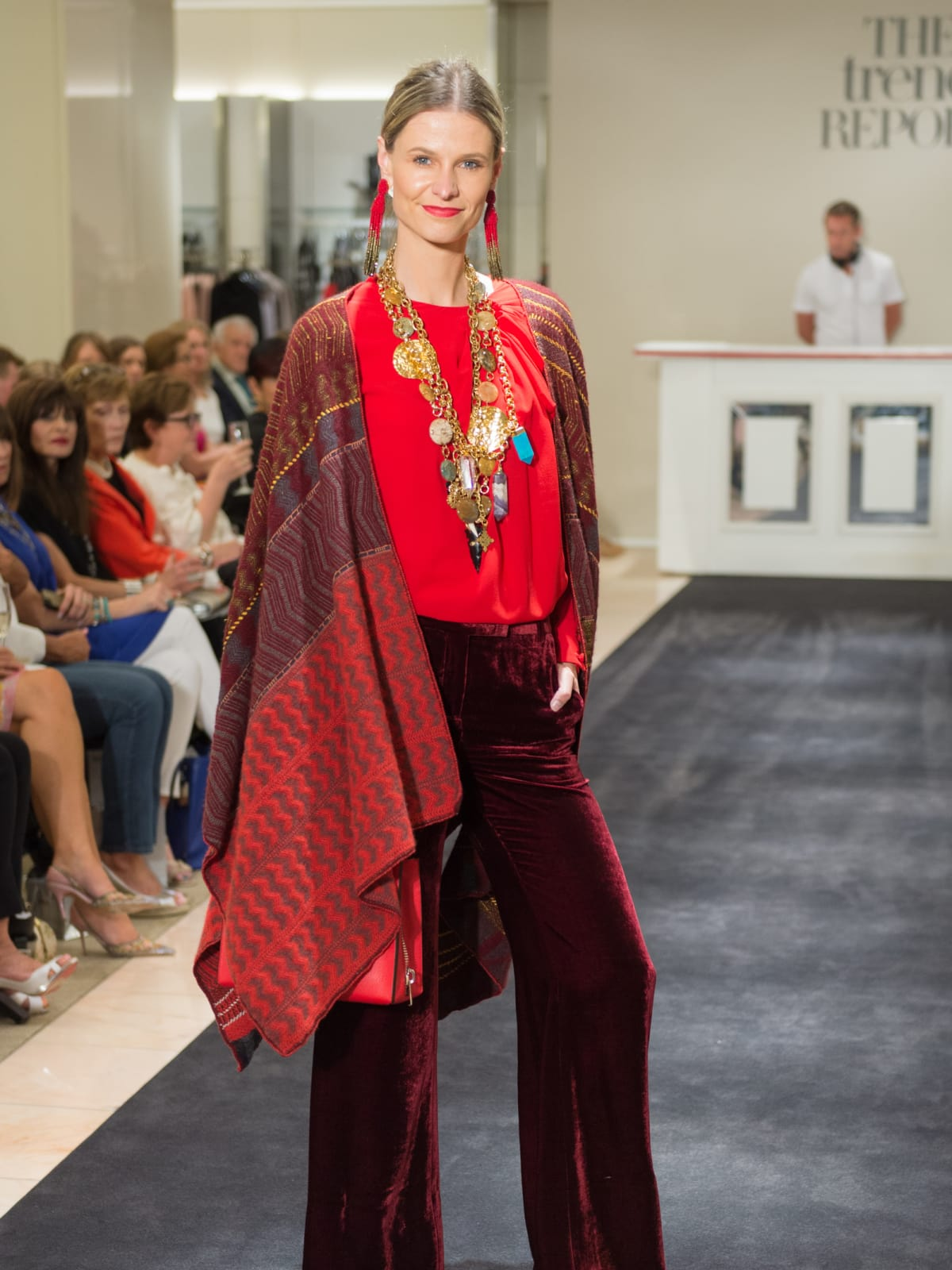 Neiman Marcus fall trend folkloric