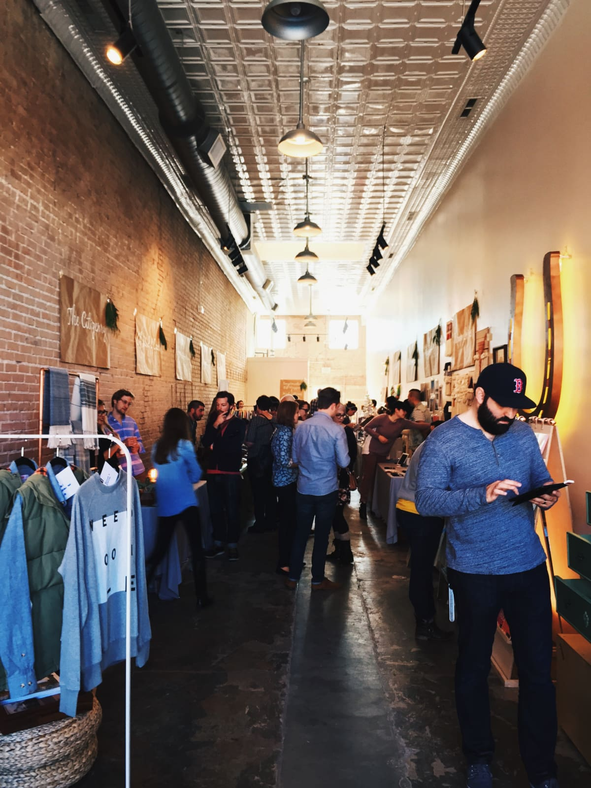 Unbranded in Deep Ellum