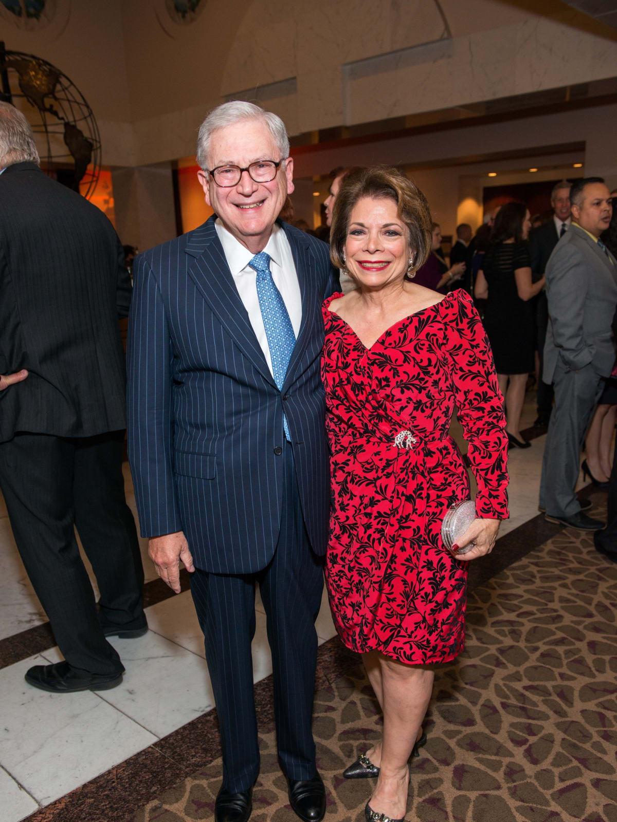 Medical Bridges 2015 Dr Eric and Joyce Haufrect