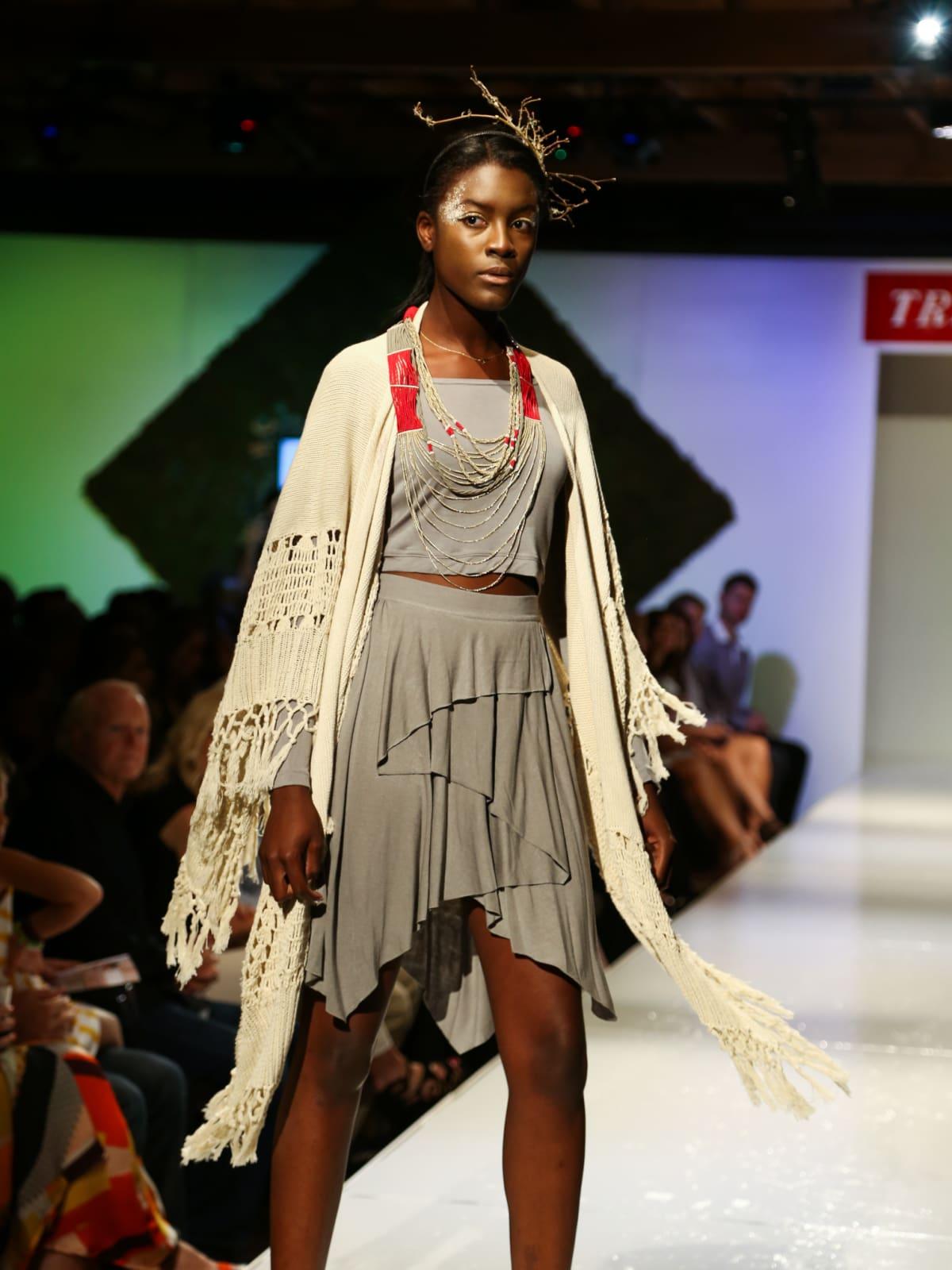 Tribeza Fashion Show 2015 at Brazos Hall Raven + Lily