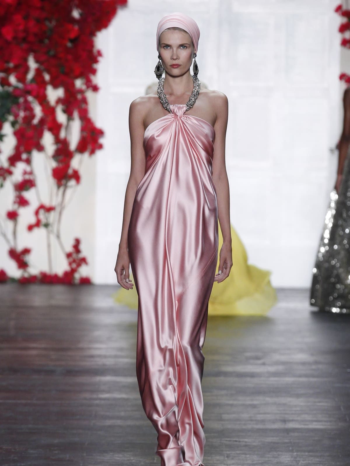 Naeem Khan spring summer 2016 collection