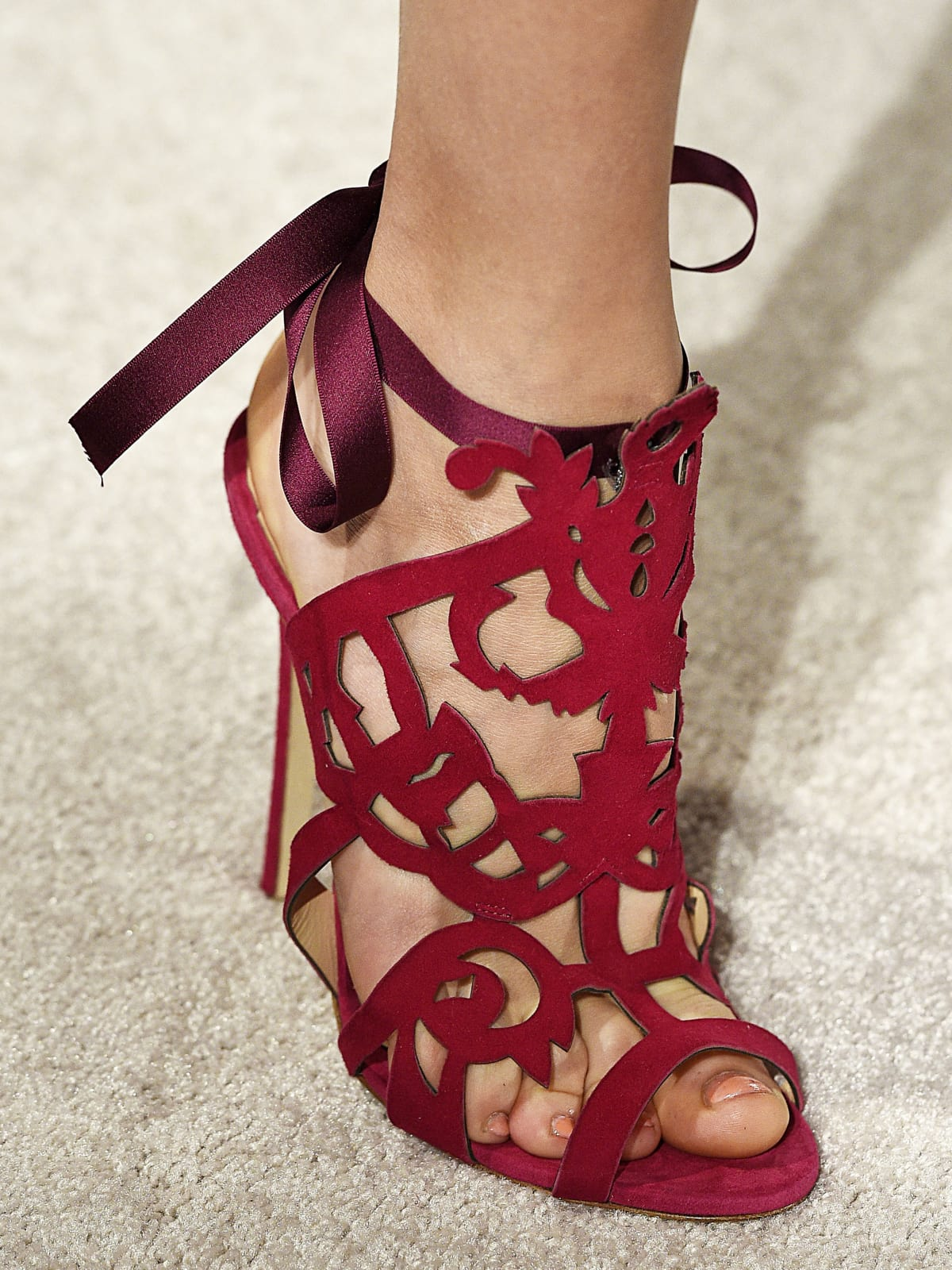 Marchesa new shoe collection