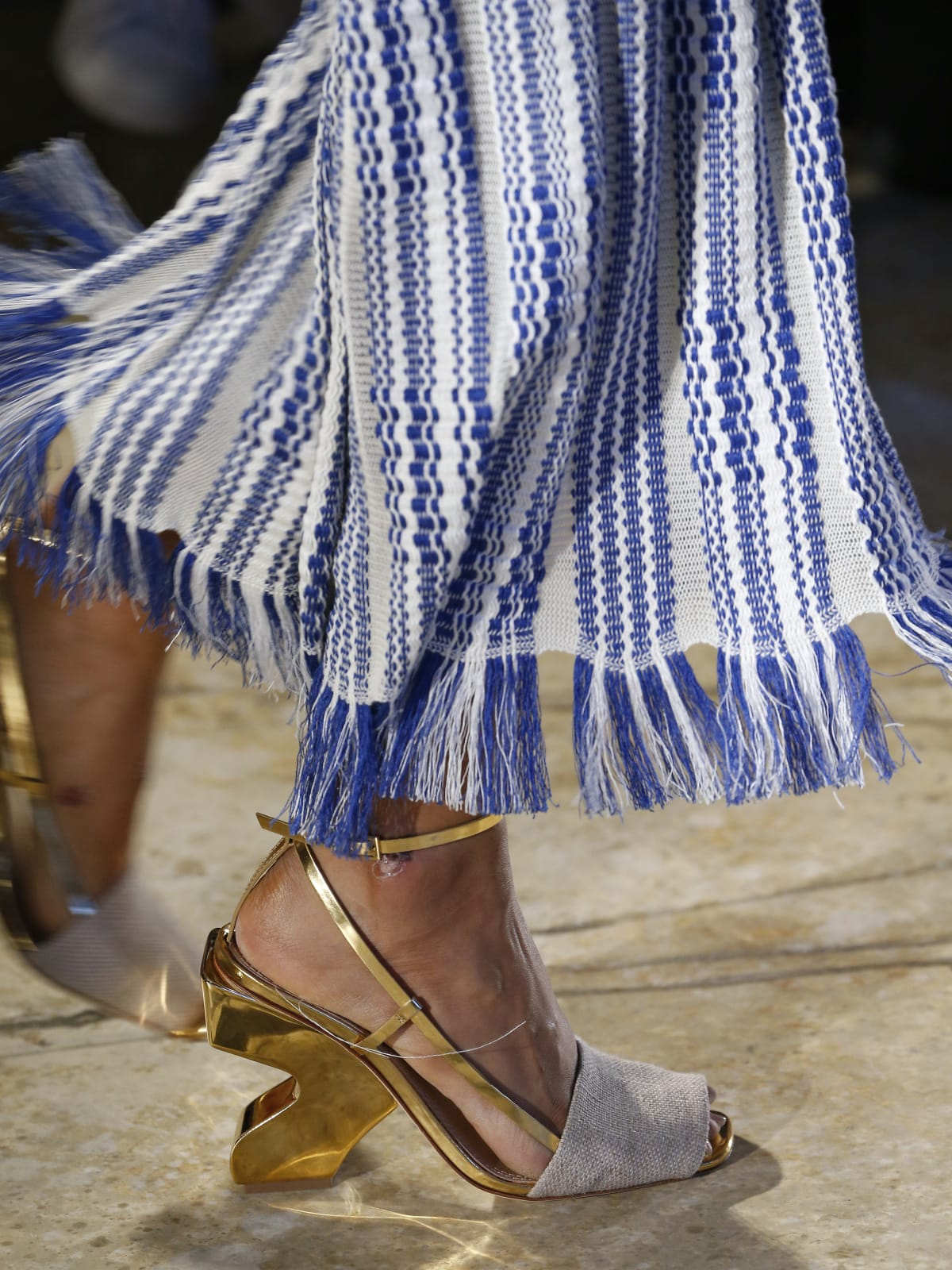 Tory Burch SS 2016 shoes
