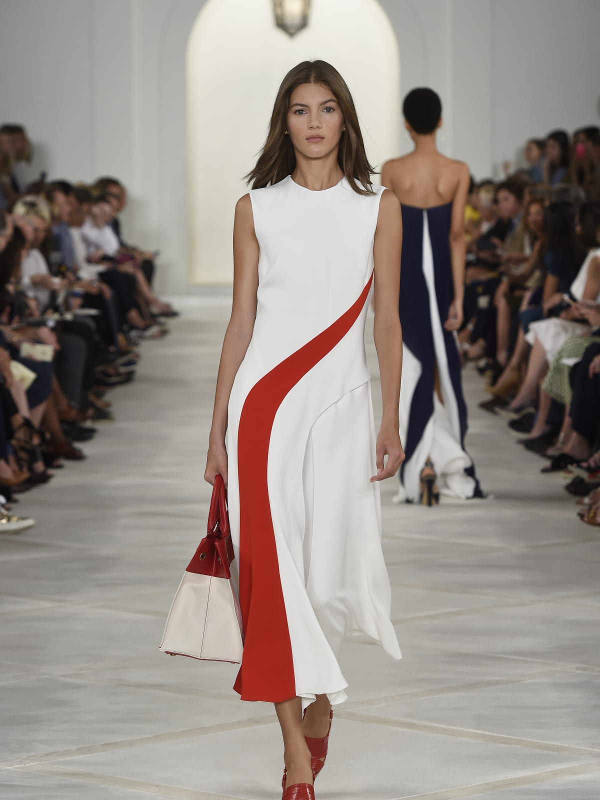 Ralph Lauren spring 2016 collection look 36