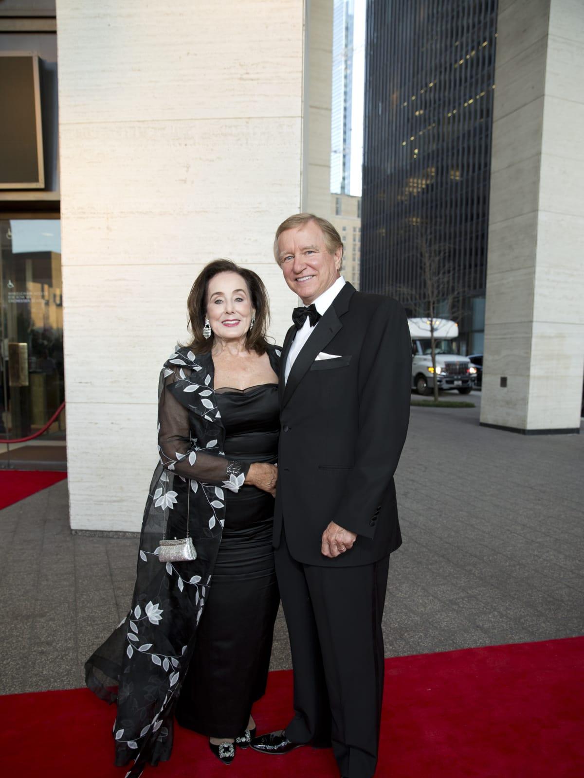 News, Shelby, Houston Symphony Opening Night, Sept. 2015, Betty & Jesse Tutor