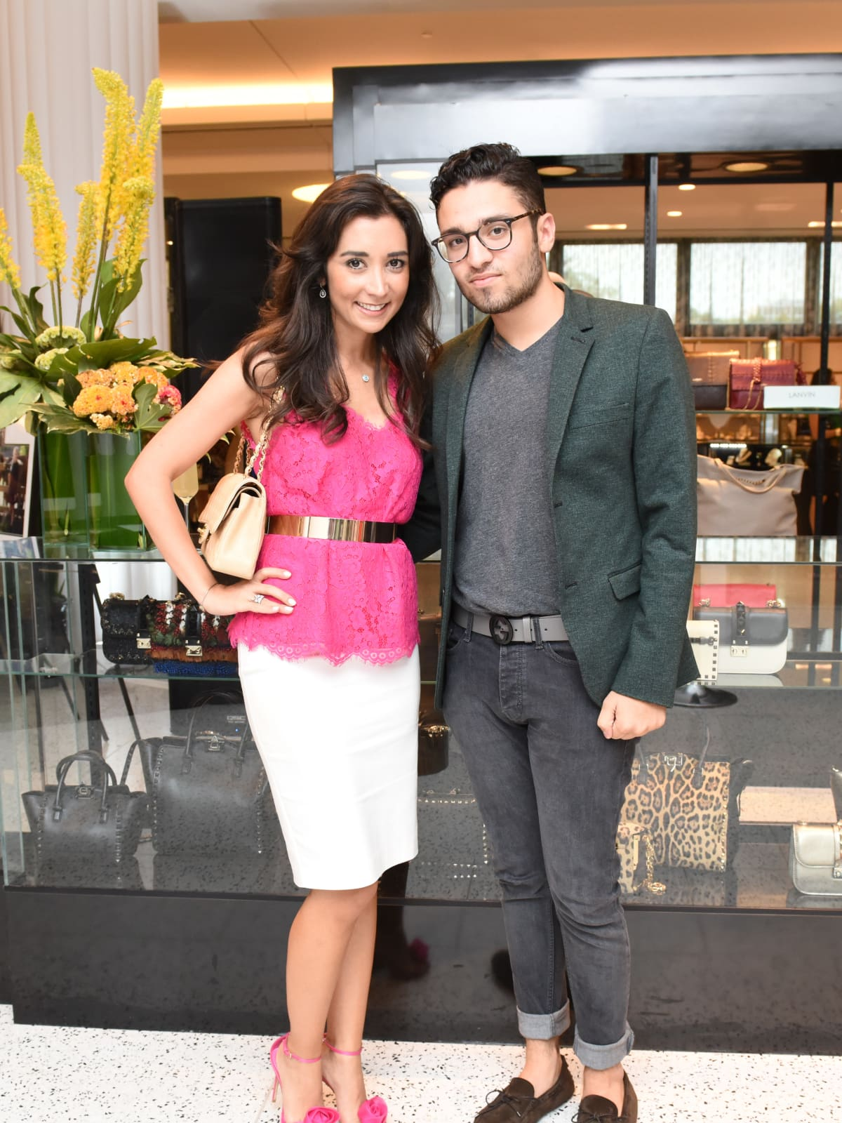 News, Shelby, Fresh Faces of Fashion, Sept. 2015, Hasti Taghi, Amir Taghi
