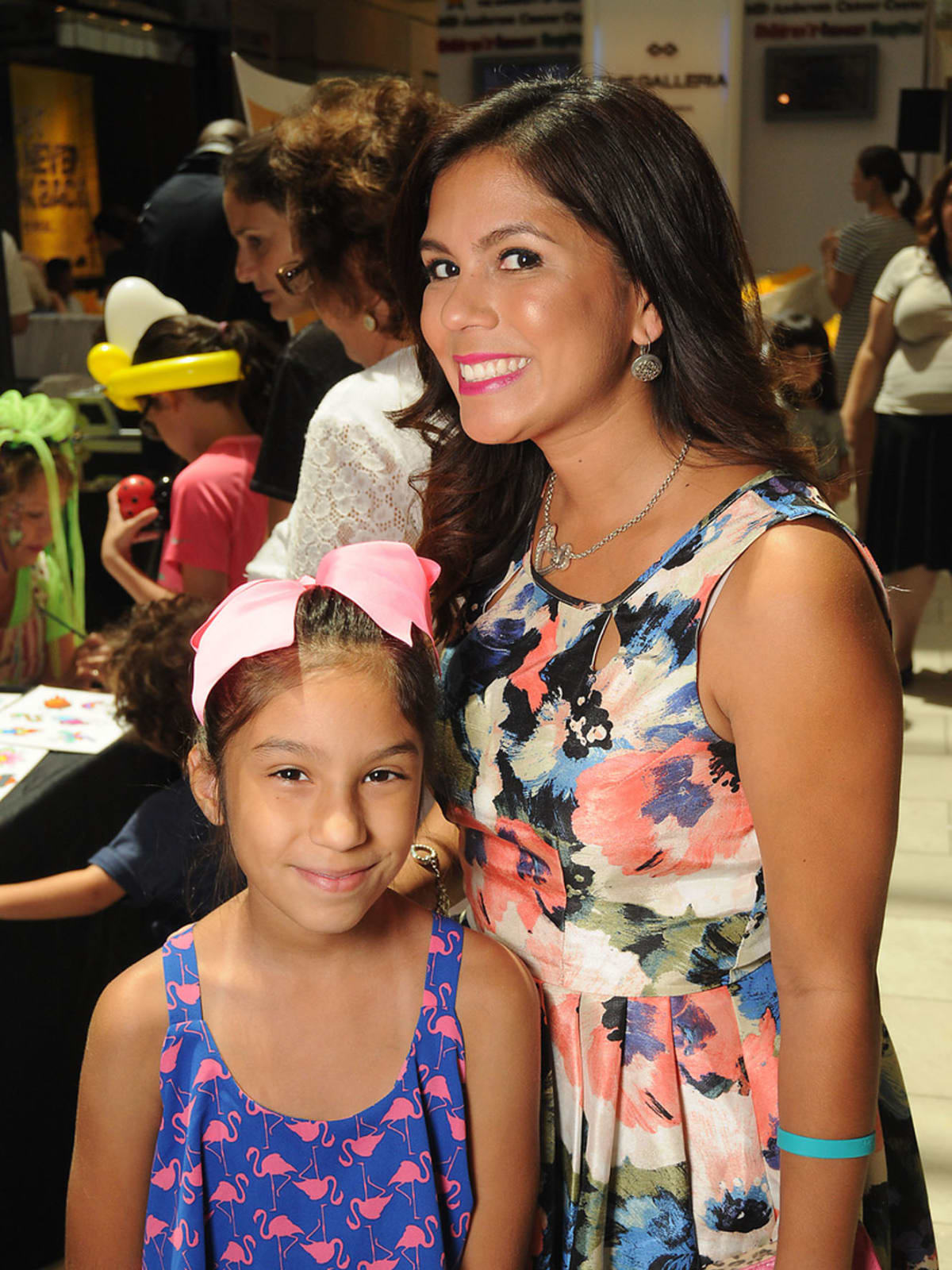 News, Shelby, MD Anderson Back to School, August 2015, Samara Cone, Pamela Cone