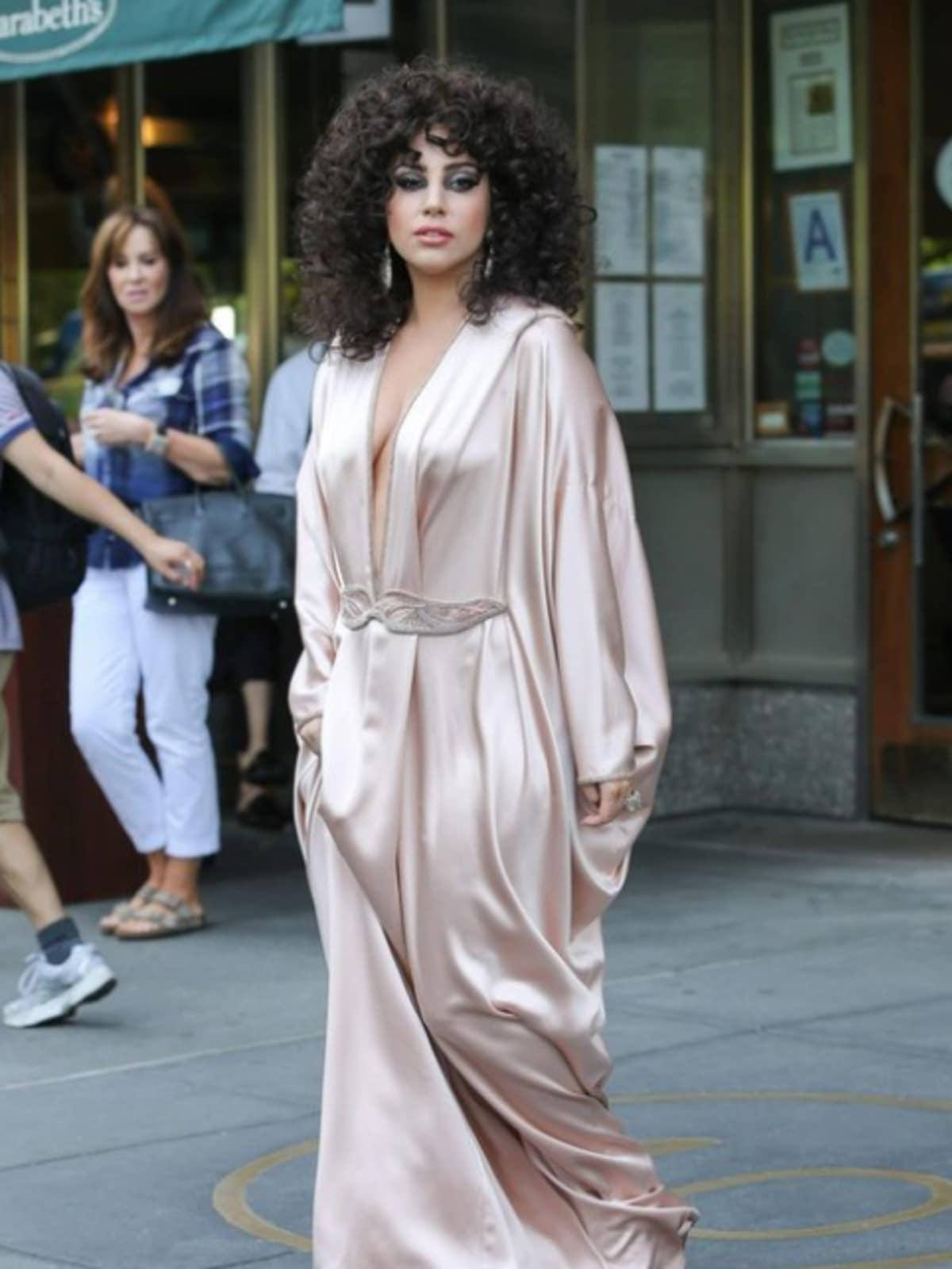 Lady Gaga in Alon Livne