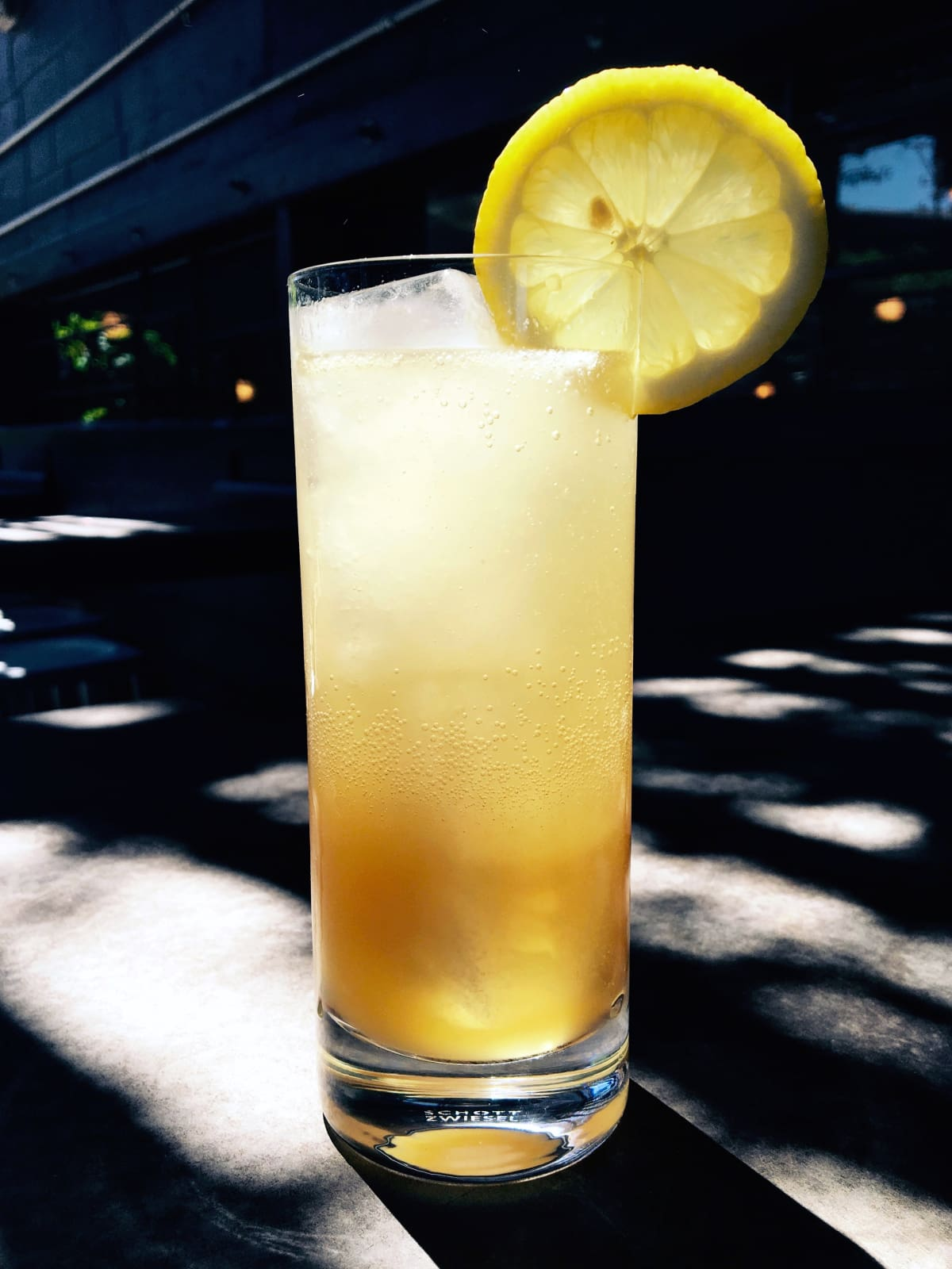 Houston, The Pass and Provisions, Equipo Milano lemonade, August 2017
