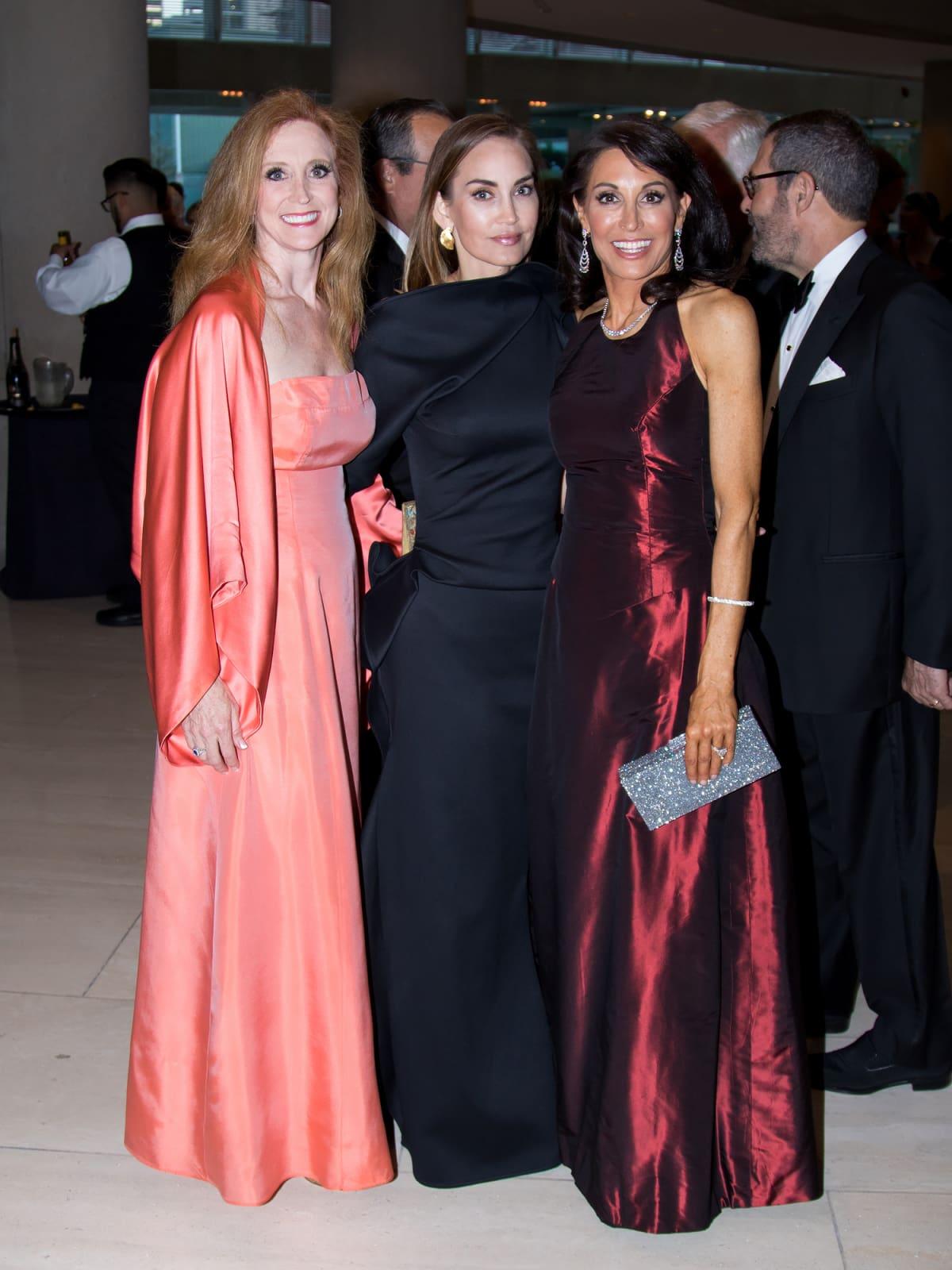 Tiffany Divis, Kara Goss, Rhonda Marcus